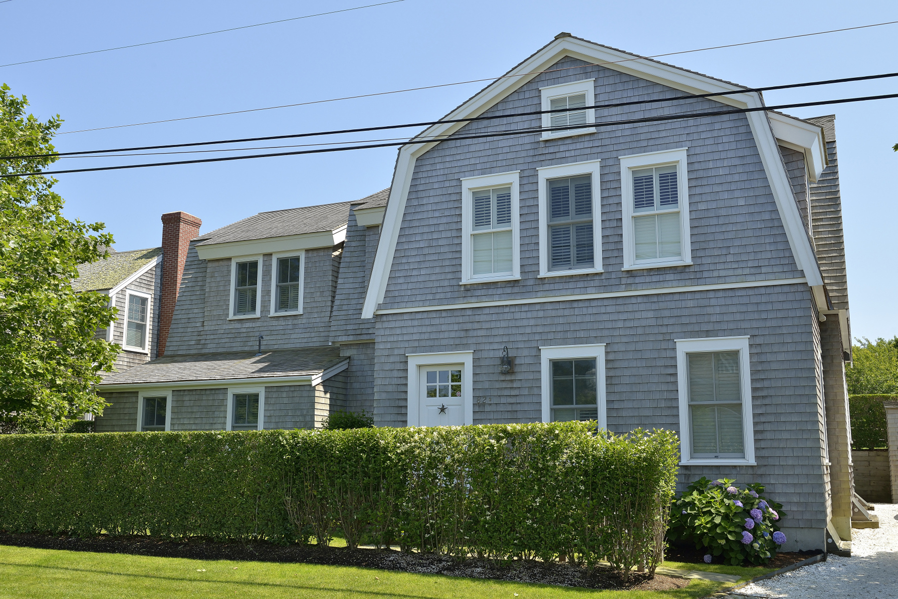 Vivienda unifamiliar por un Venta en Prestigious Location! 82 B Cliff Road Nantucket, Massachusetts 02554 Estados Unidos