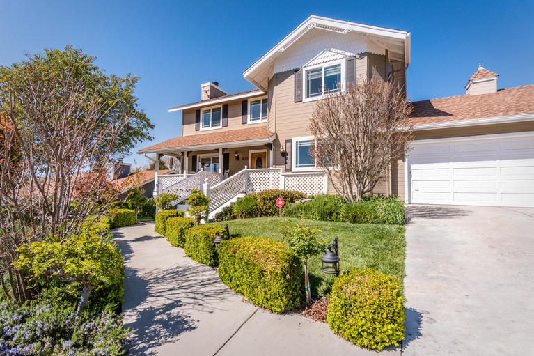 Single Family Home for Sale at Completely Immaculate 1420 Templeton Hills Road Templeton, California, 93465 United States
