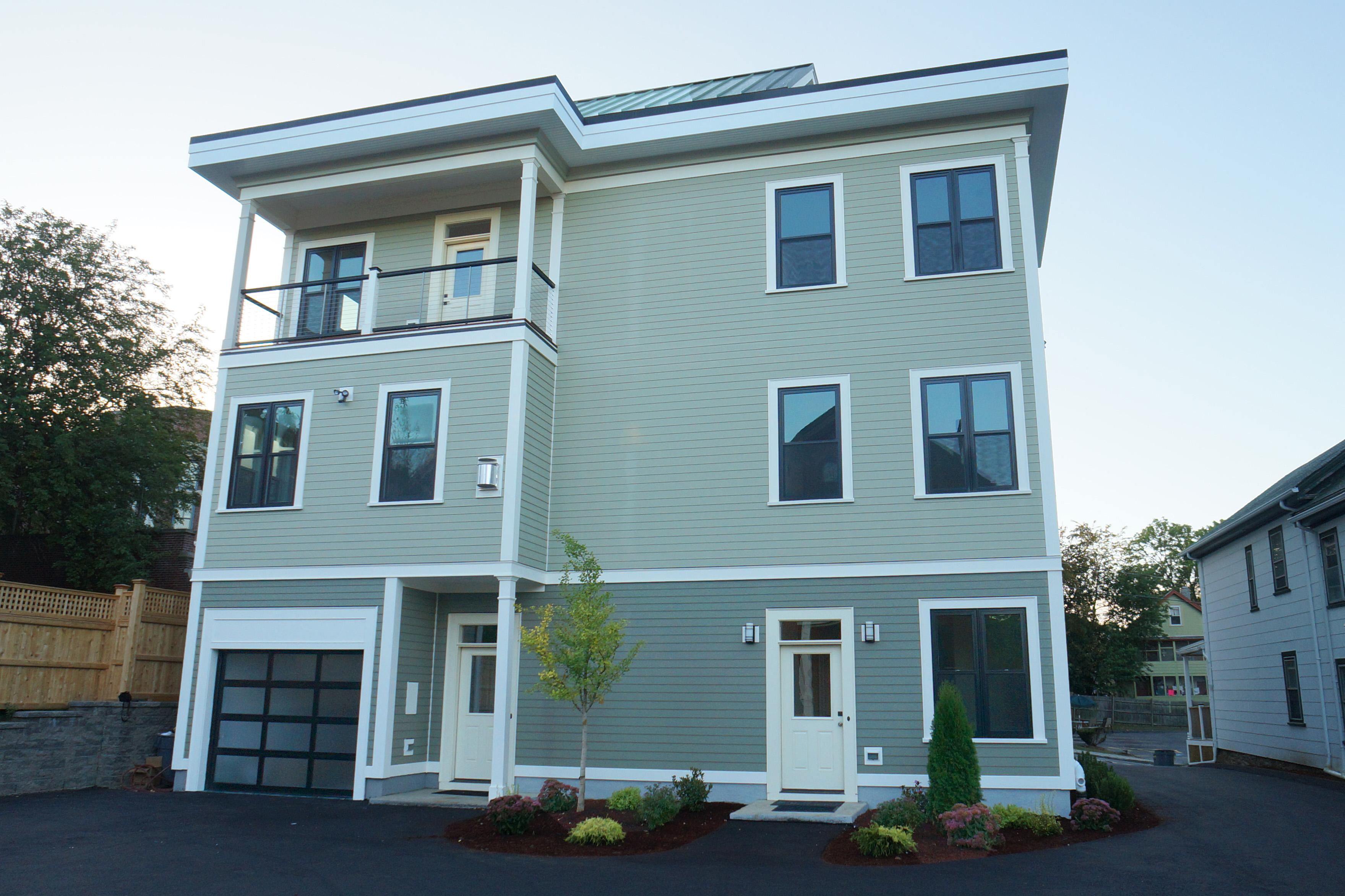 多棟聯建住宅 為 出售 在 Stunningly Crafted Townhouse 12 Boylston Place Jamaica Plain, Boston, 麻塞諸塞州 02130 美國