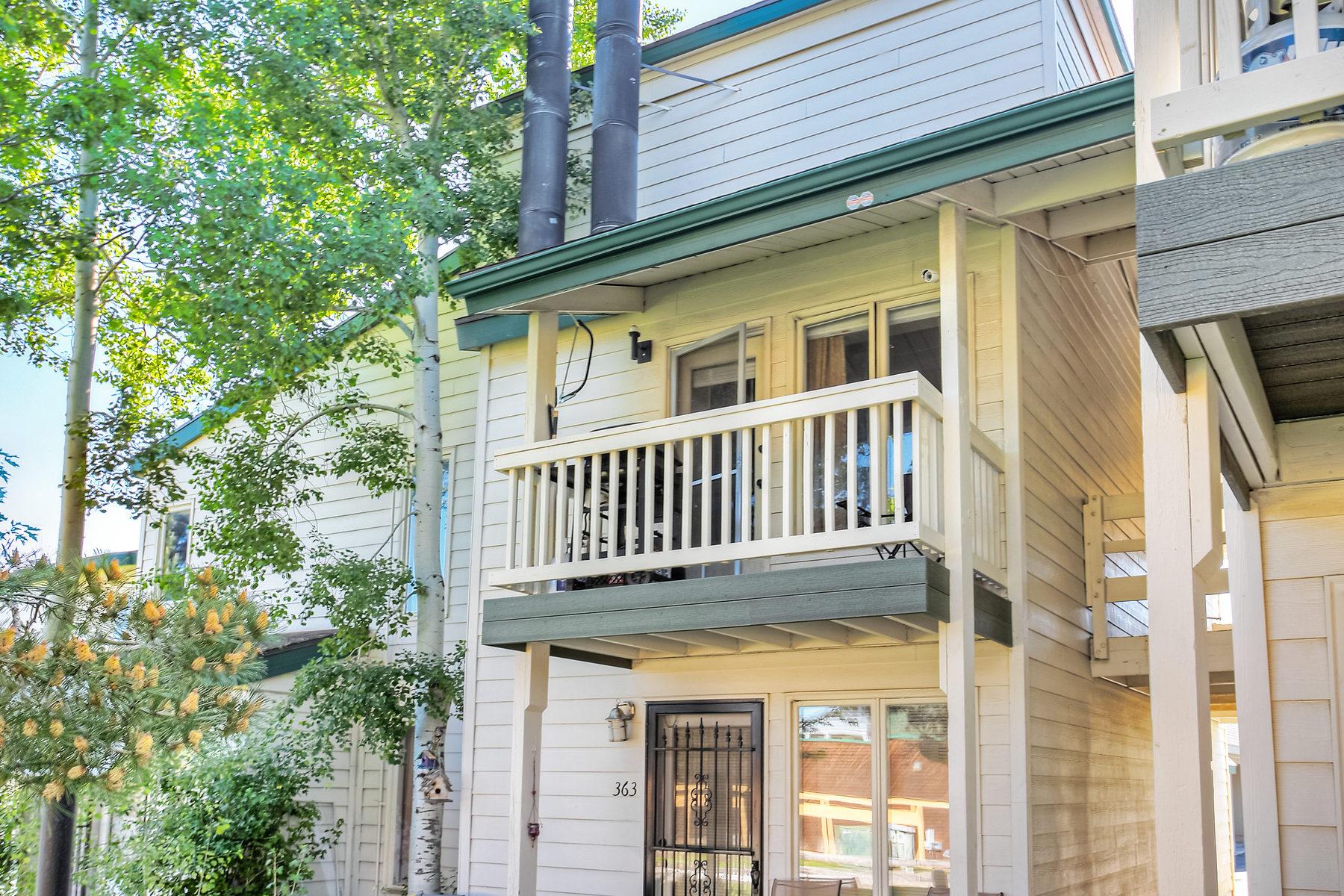 Кооперативная квартира для того Продажа на Excellent Location In Town! 1800 Homestake Rd Unit 364-U Park City, Юта 84060 Соединенные Штаты