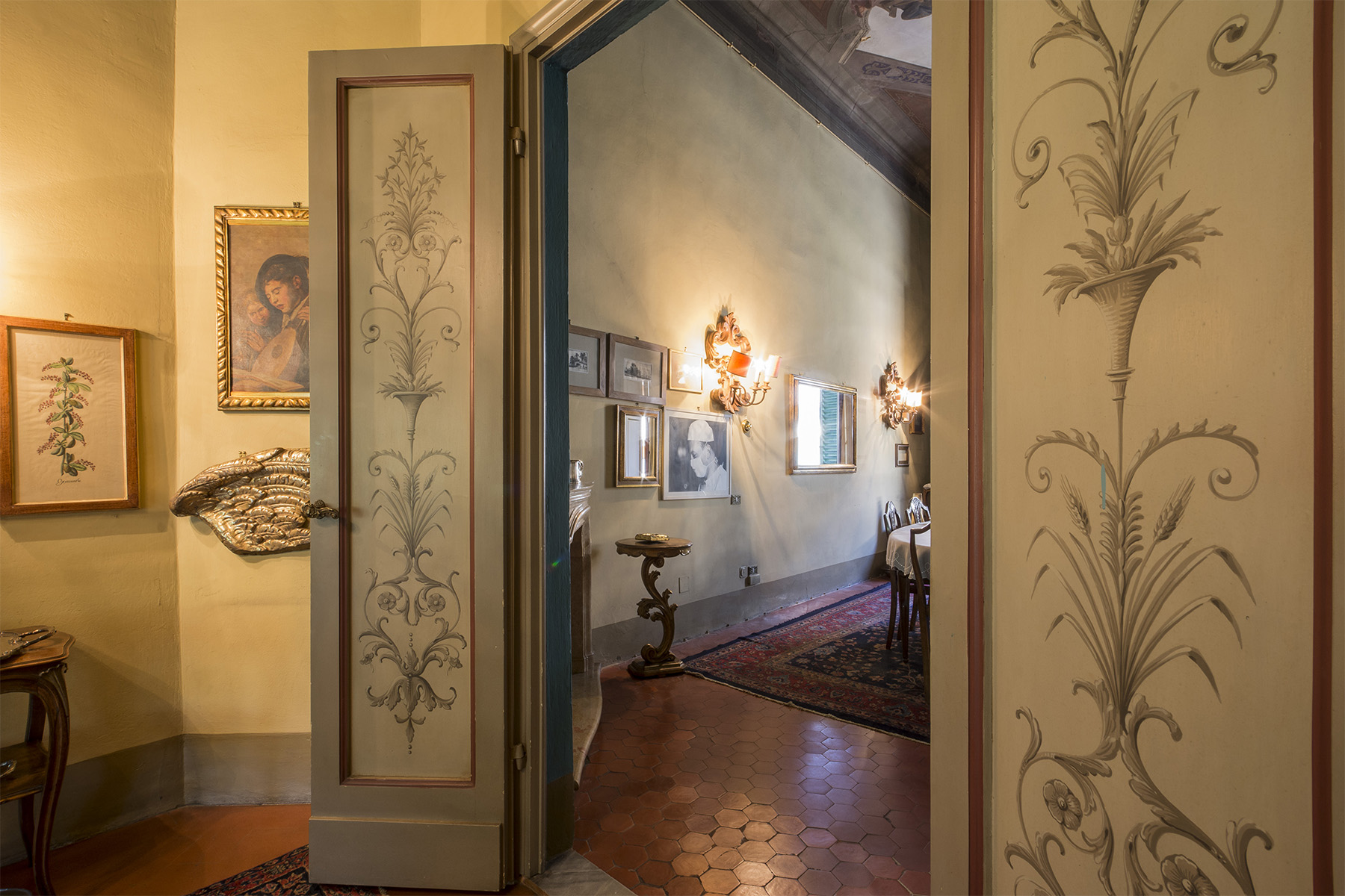 Additional photo for property listing at 19th century villa in the heart of Florence Savonarola, Firenze, Florence Italie