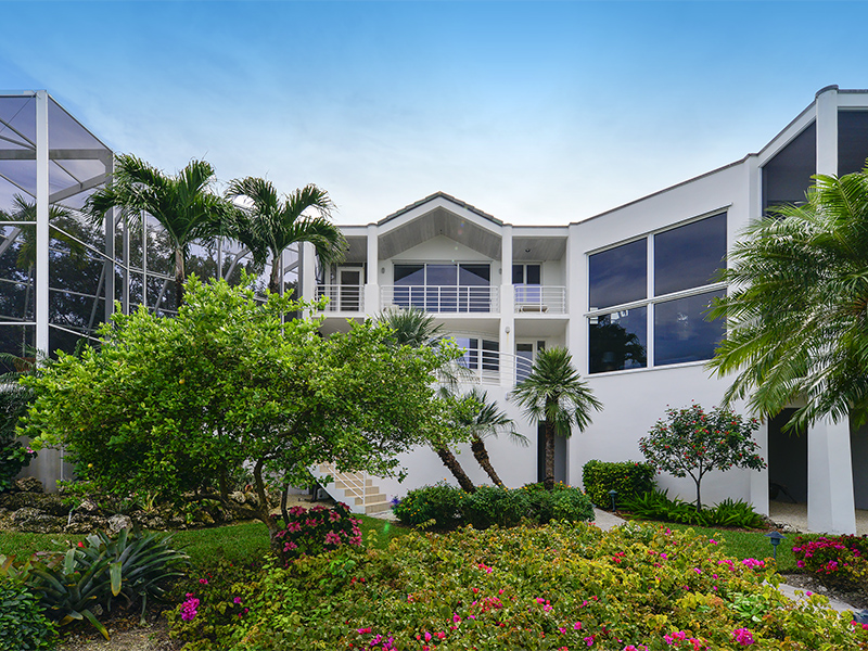 独户住宅 为 销售 在 Sunrise Tranquility at Ocean Reef 37 Cardinal Lane Ocean Reef Community, Key Largo, 佛罗里达州 33037 美国