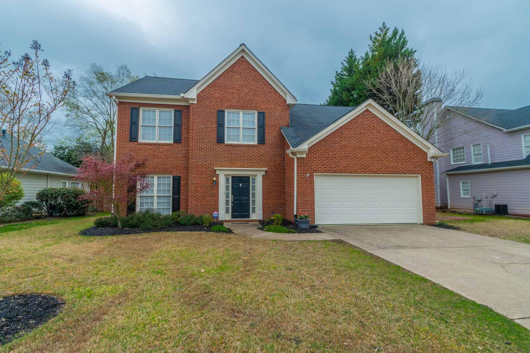 獨棟家庭住宅 為 出售 在 Alpharetta Traditional 4795 Ogeechee Drive Alpharetta, 喬治亞州, 30022 美國
