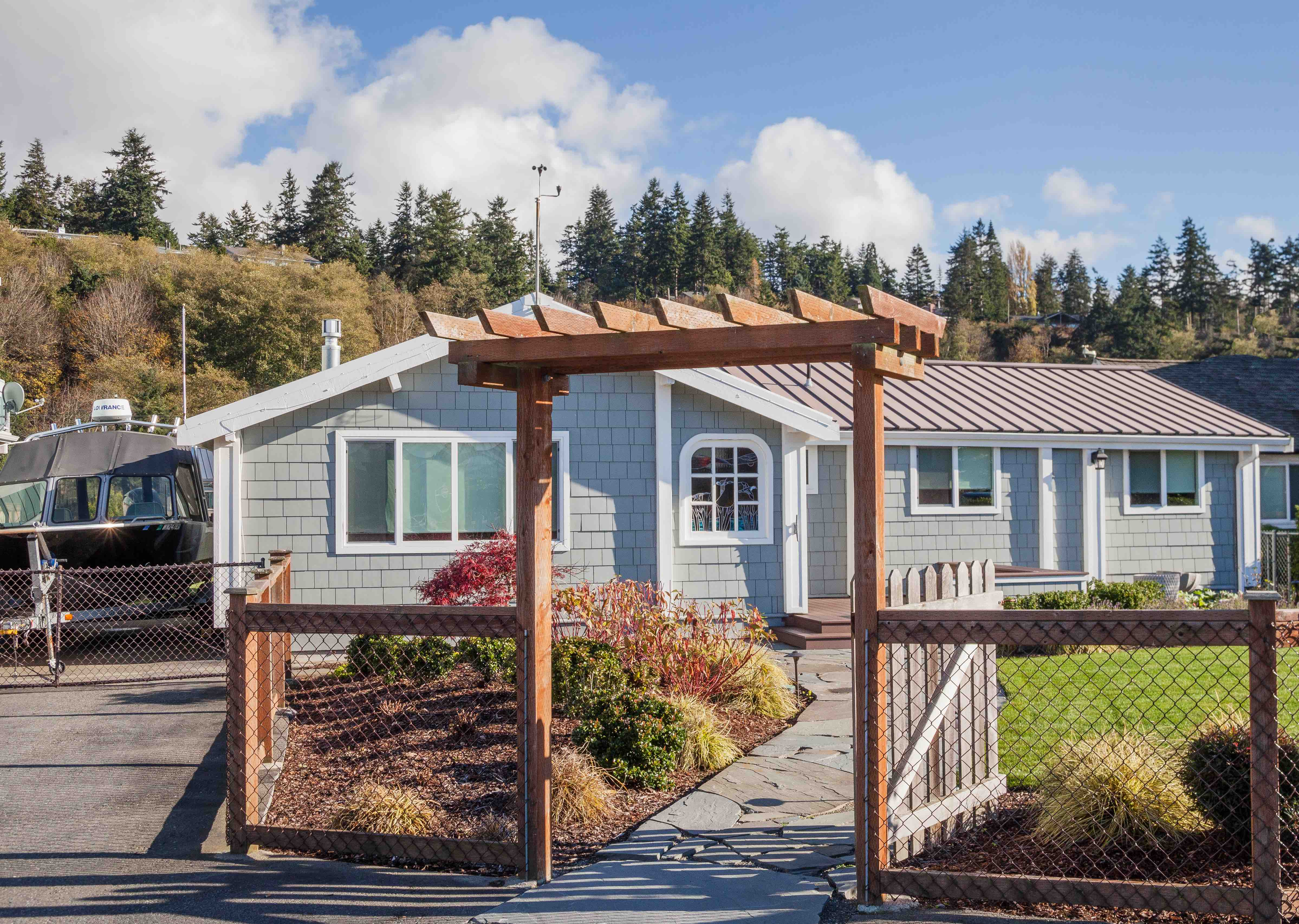 Property For Sale at Whidbey Waterfront Cabin