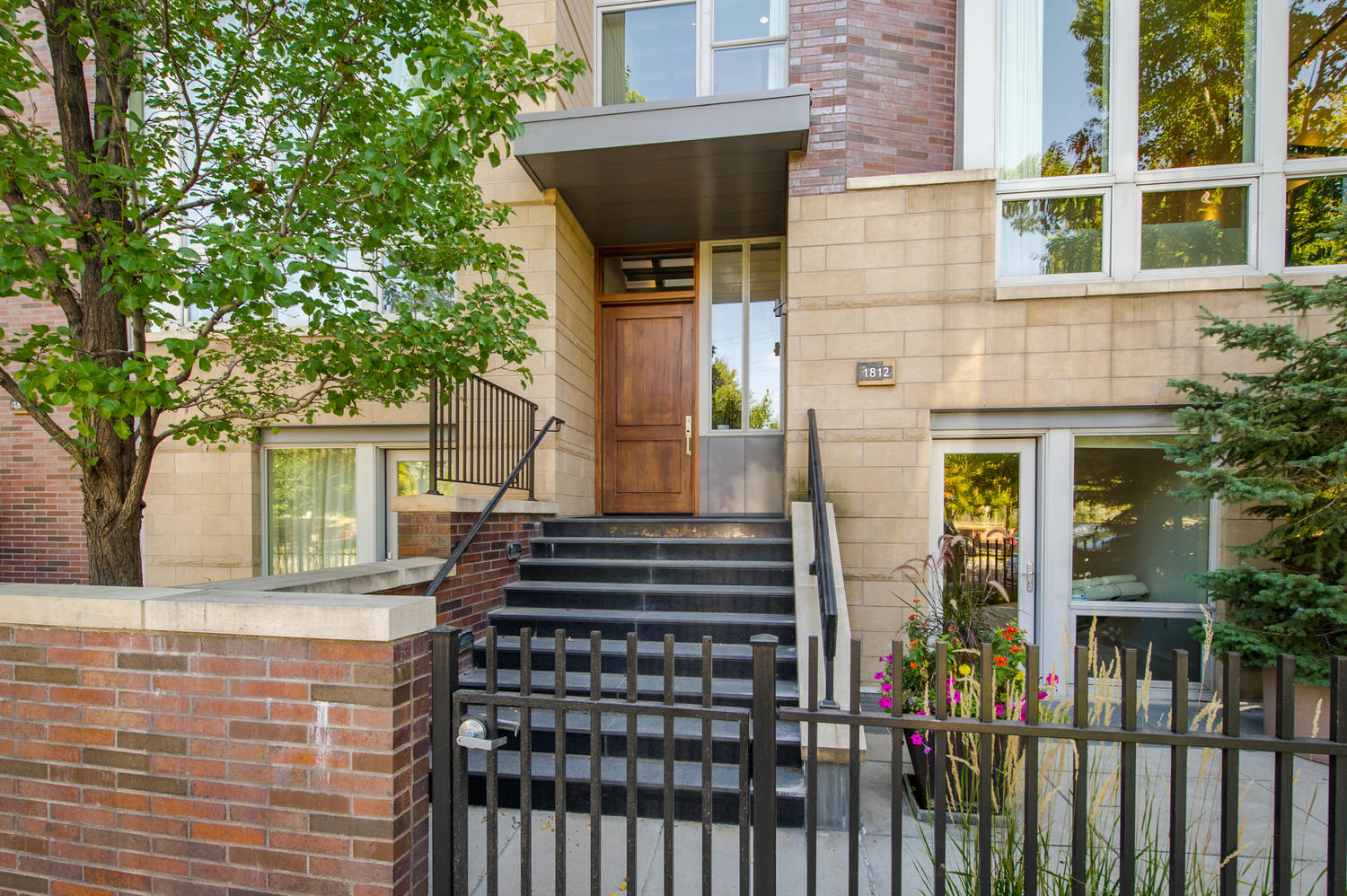 Additional photo for property listing at The Riverfront Brownstones are the epitome of luxury living! 1812 Little Raven Street Denver, Colorado 80202 United States