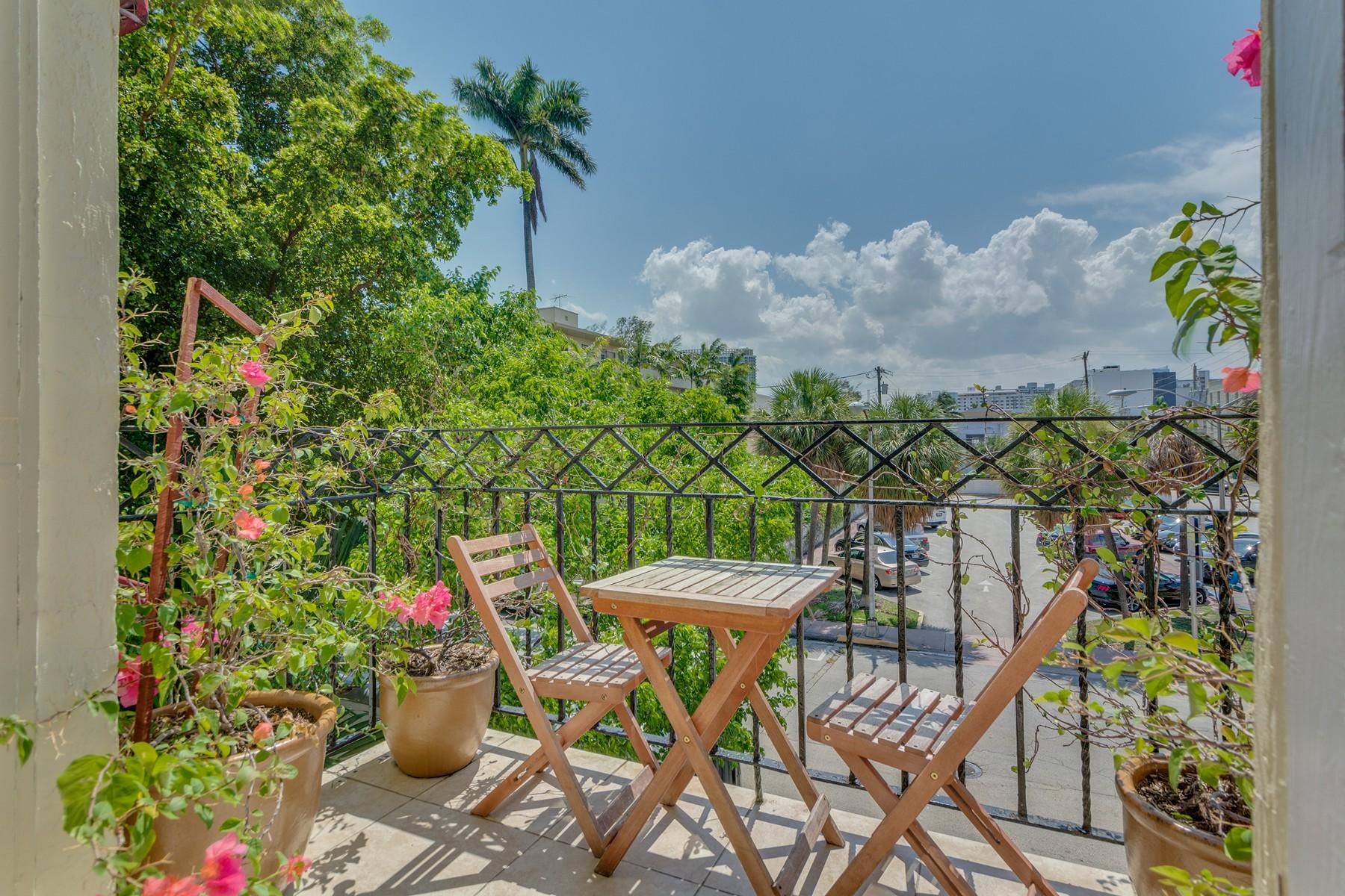 Condominium for Sale at 1619 Jefferson Ave #19 Miami Beach, Florida 33139 United States