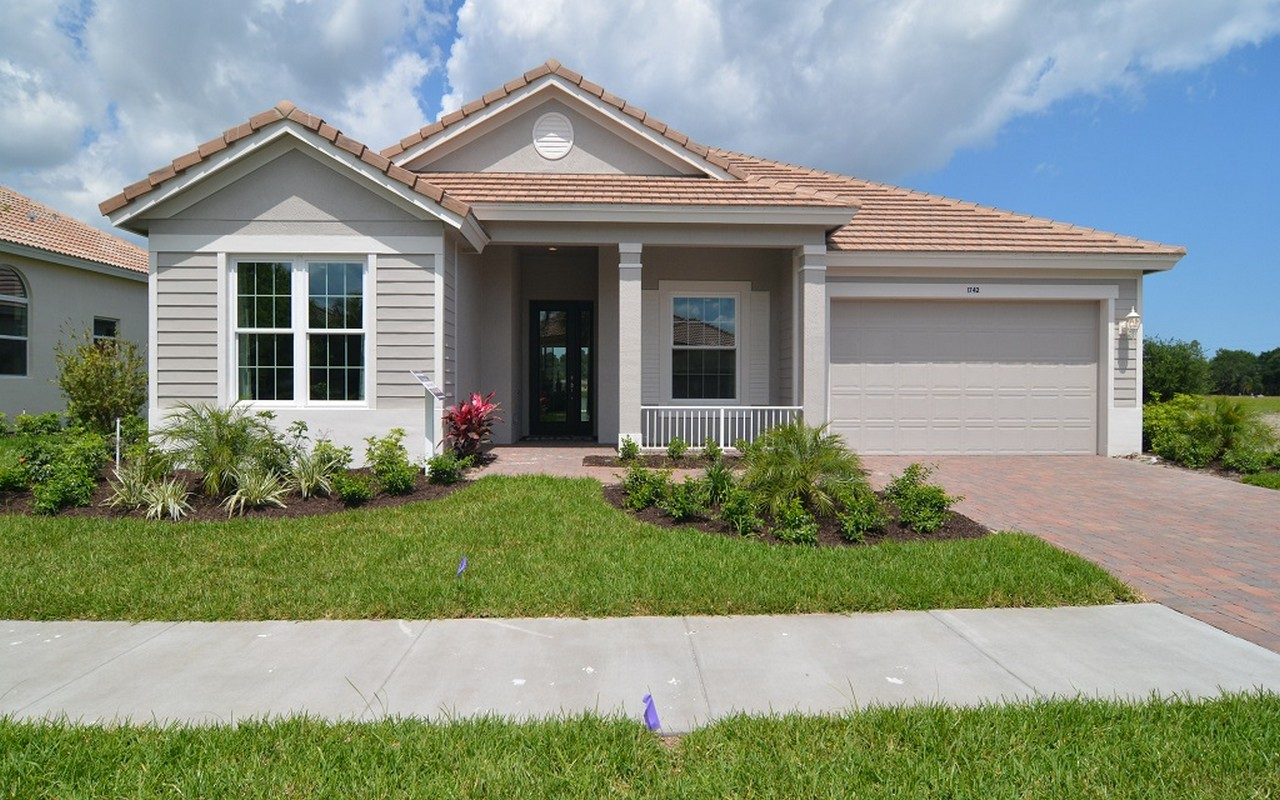 Single Family Home for Sale at Custom Home Can be Built on Cul-de-Sac 3950 Oak Hollow Ave Vero Beach, Florida, 32966 United States