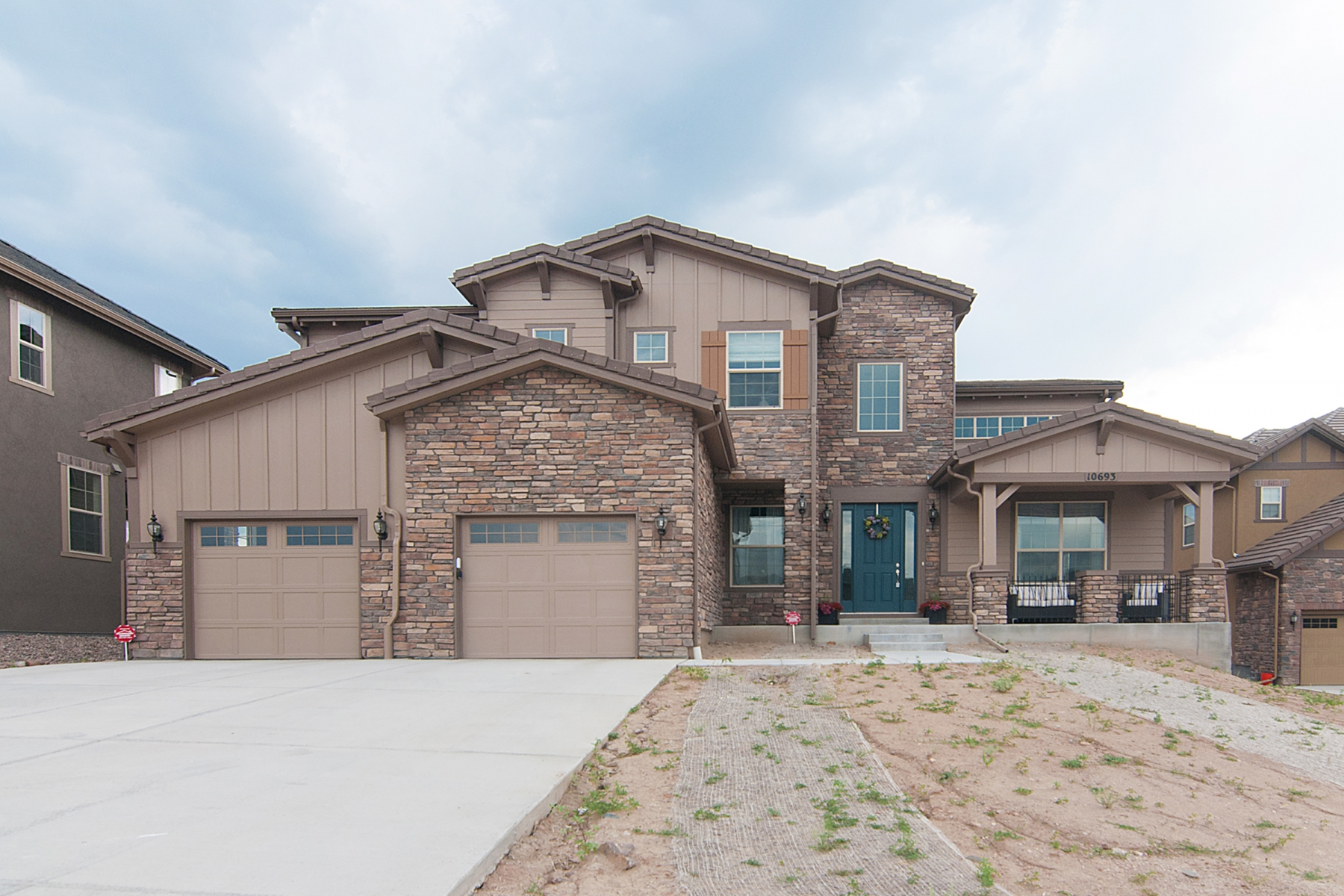 Single Family Home for Sale at Beautiful Bella 10693 Braesheather Ct Highlands Ranch, Colorado 80126 United States