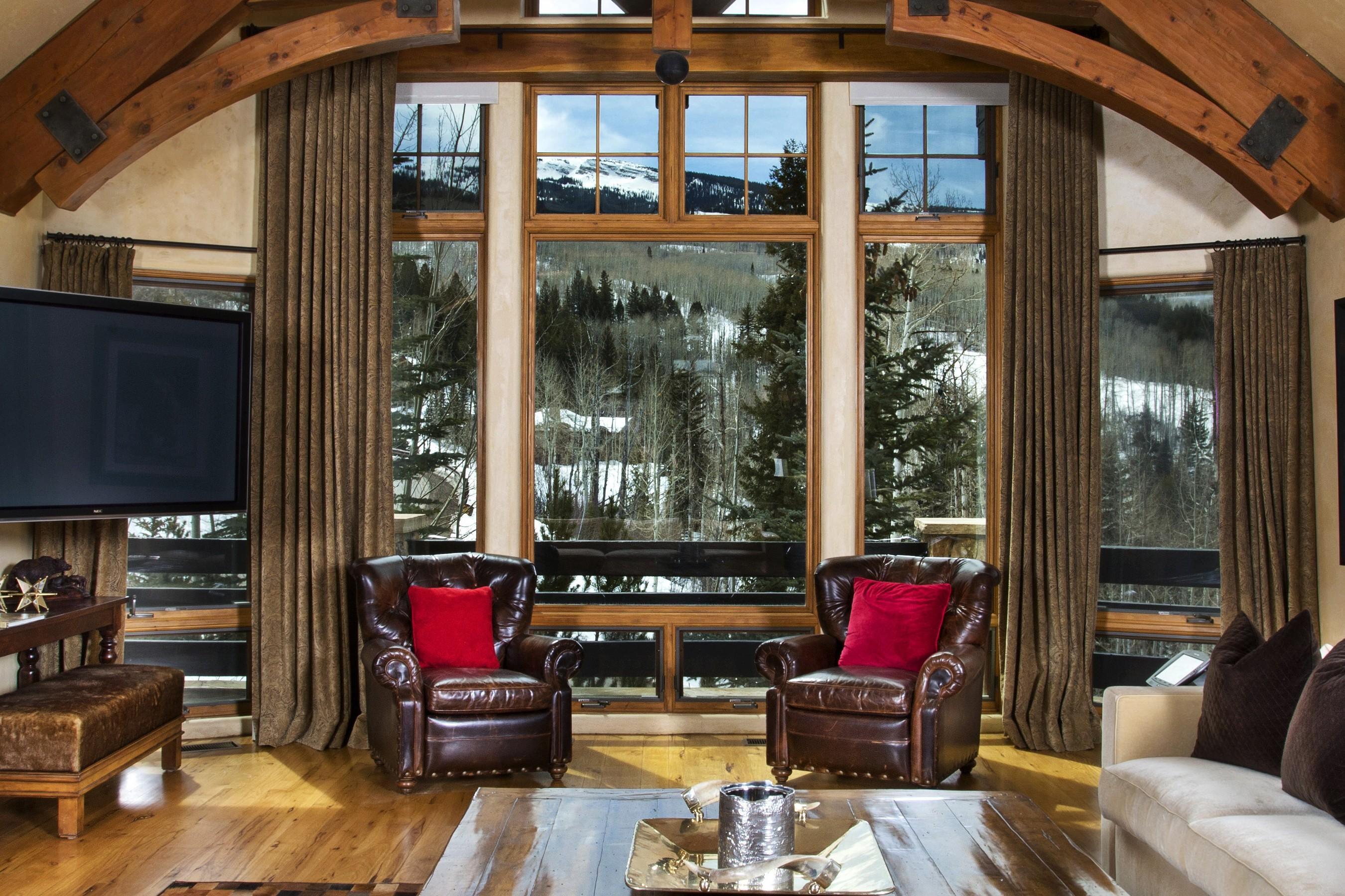 独户住宅 为 销售 在 Perfect Mountain Retreat 680 Pine Crest Drive 斯诺马斯村, 科罗拉多州, 81615 美国