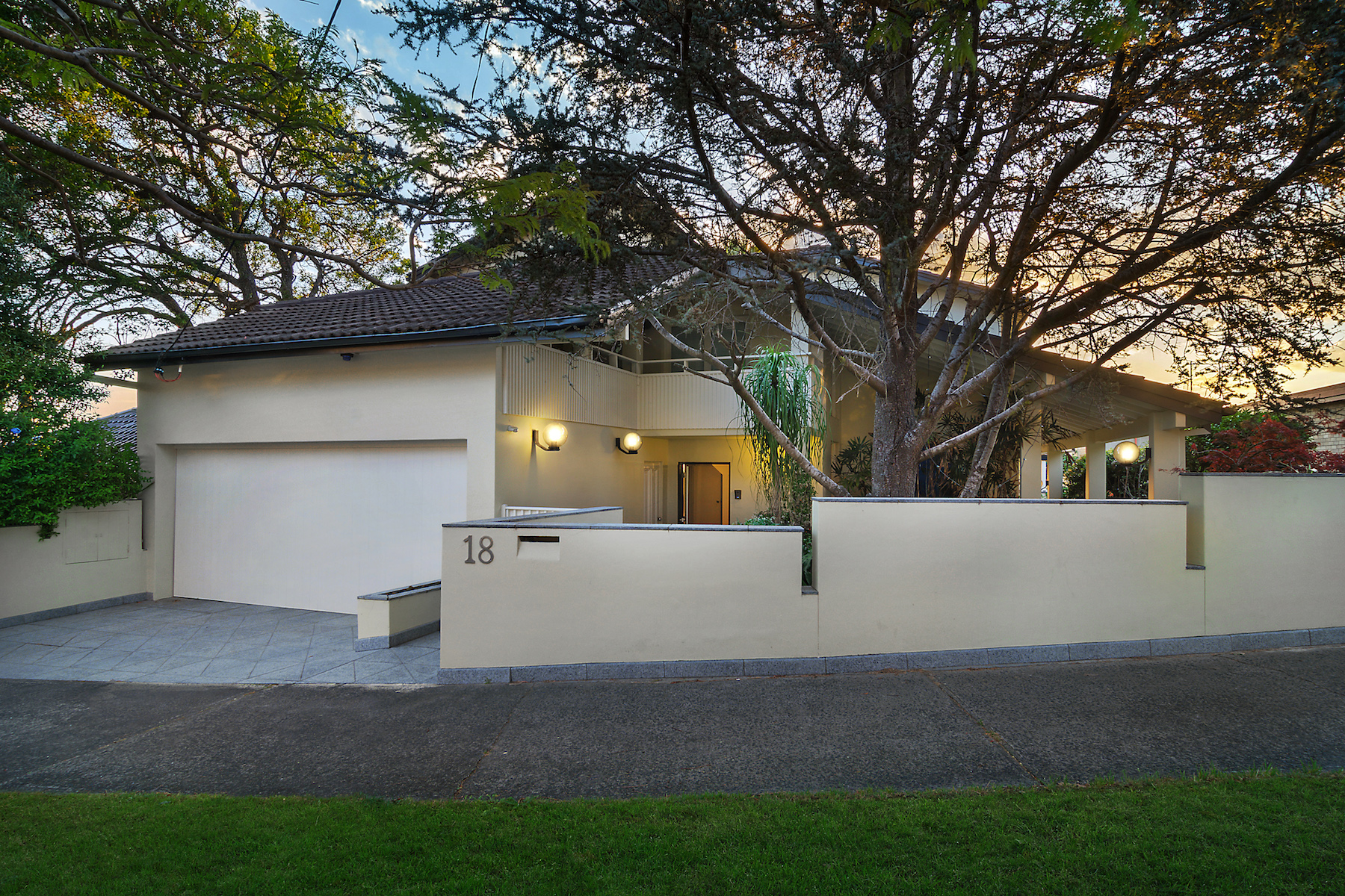sales property at 18 Bulkara Road, Bellevue Hill