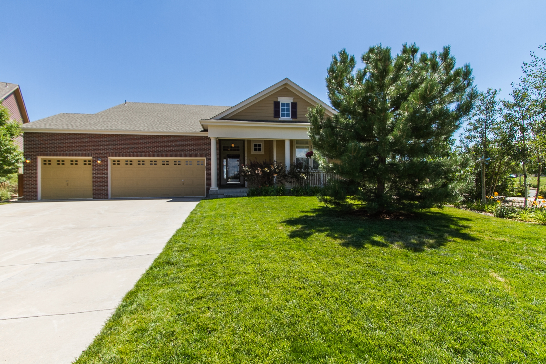 Property For Sale at Beautiful Ranch Style Home Backing to Open Space