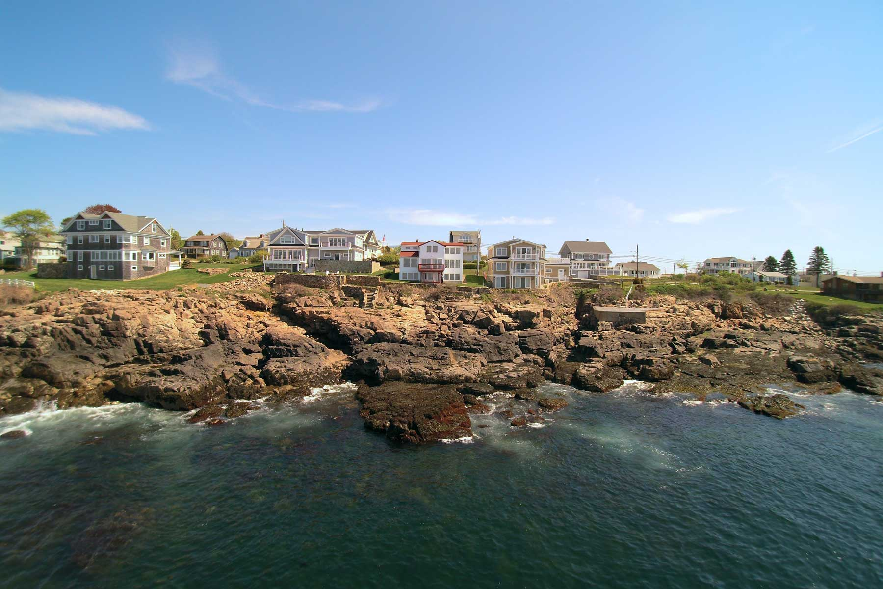 sales property at Oceanfront Cape on the Nubble