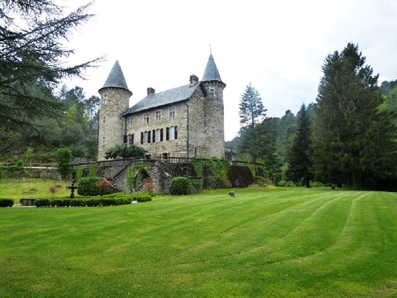 Multi-Family Home for Sale at CEVENNES MAGNIFIQUE CHATEAU DU XVI éme Uzes, Languedoc-Roussillon 30700 France