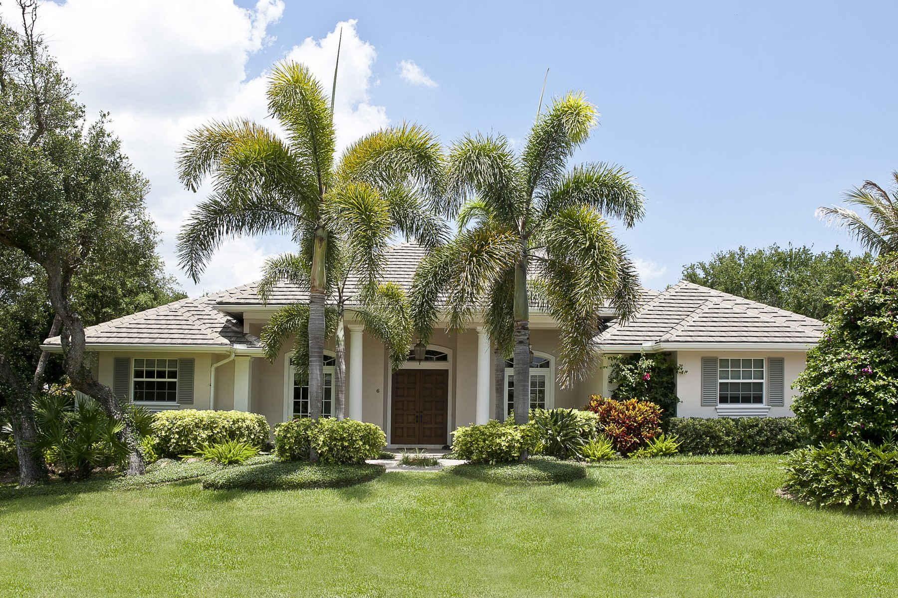 Single Family Home for Sale at Amazing Custom home in Sea Colony 6 W Sea Colony Drive Vero Beach, Florida 32963 United States