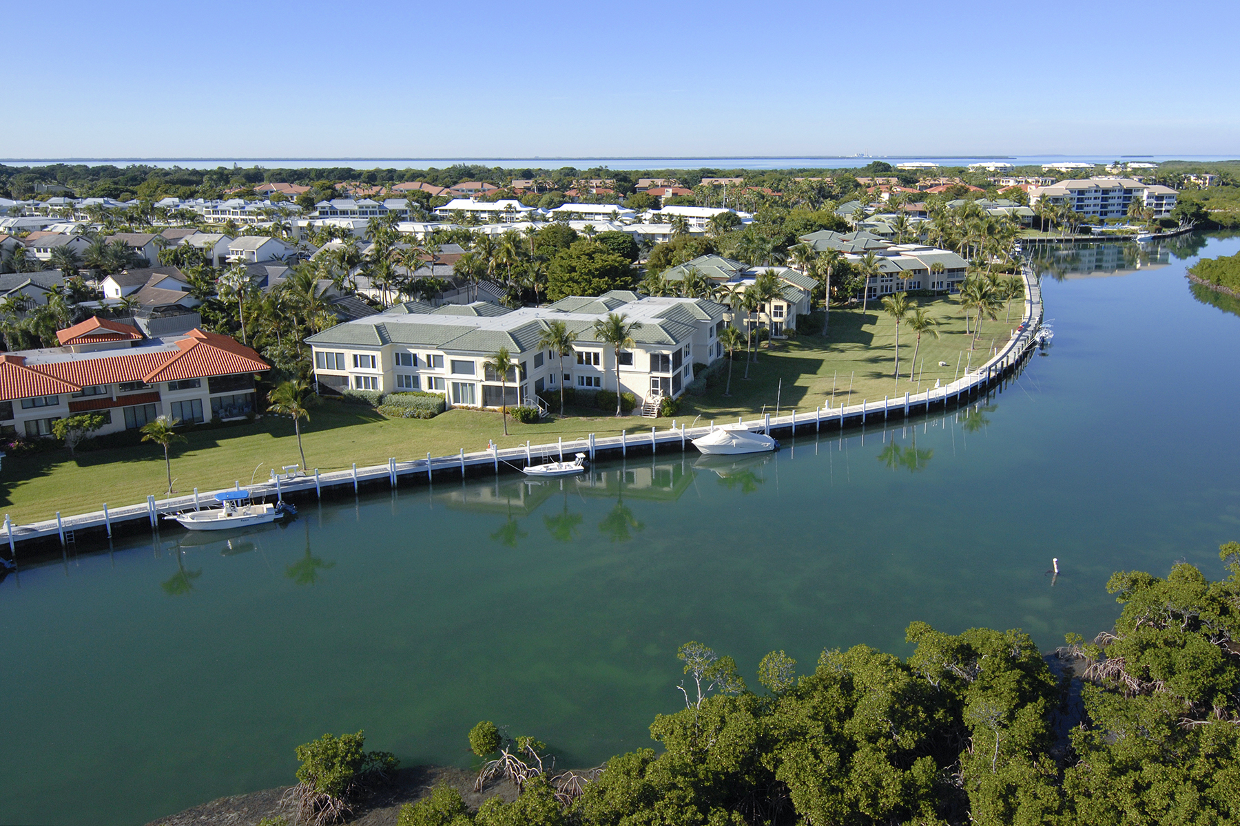 Condominium for Sale at Waterfront Condominium at Ocean Reef 41 Pumpkin Cay Road, Unit B Key Largo, Florida, 33037 United States