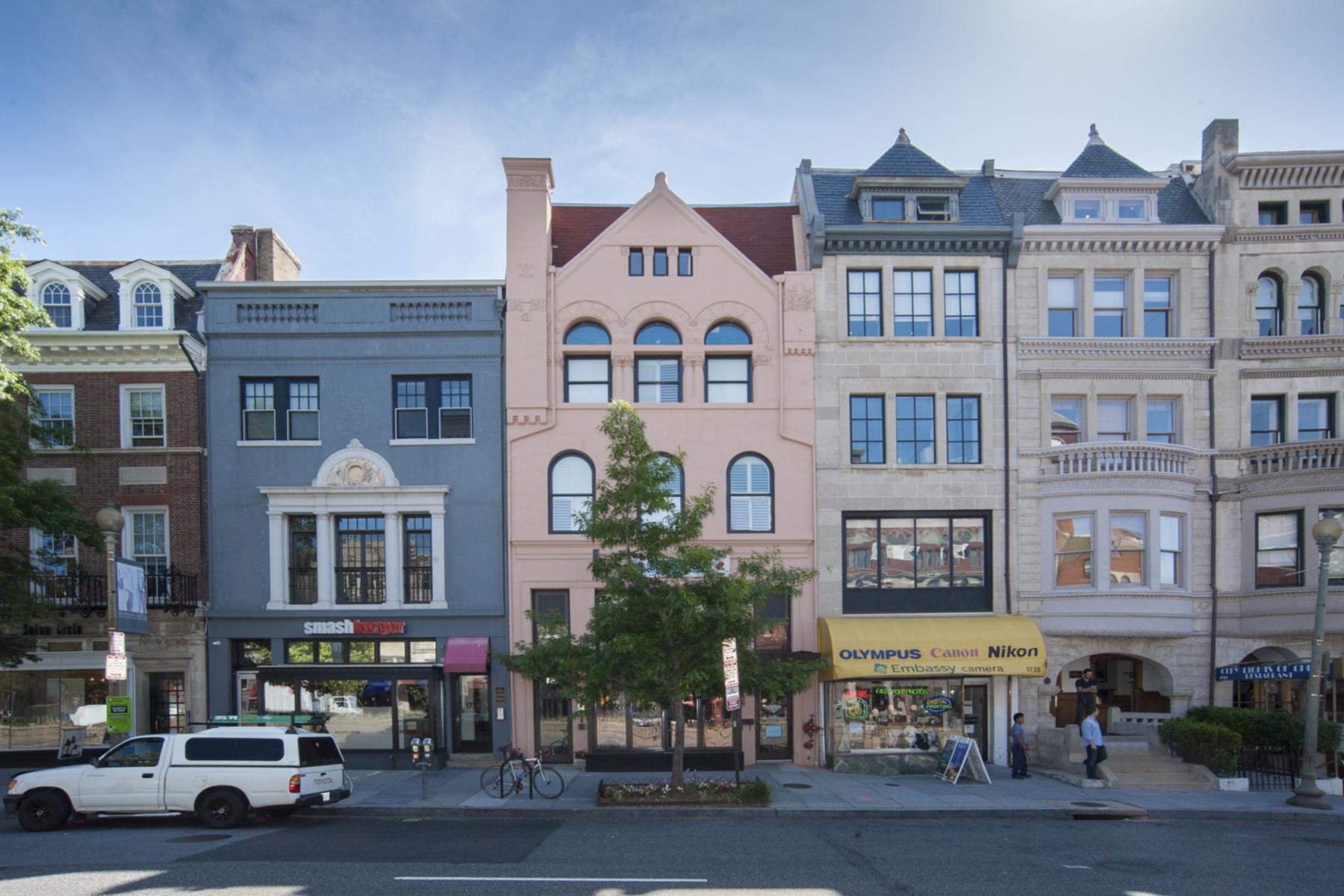 共管式独立产权公寓 为 销售 在 1737 Connecticut Avenue Nw 502, Washington Dupont Circle, Washington, 哥伦比亚特区 20009 美国