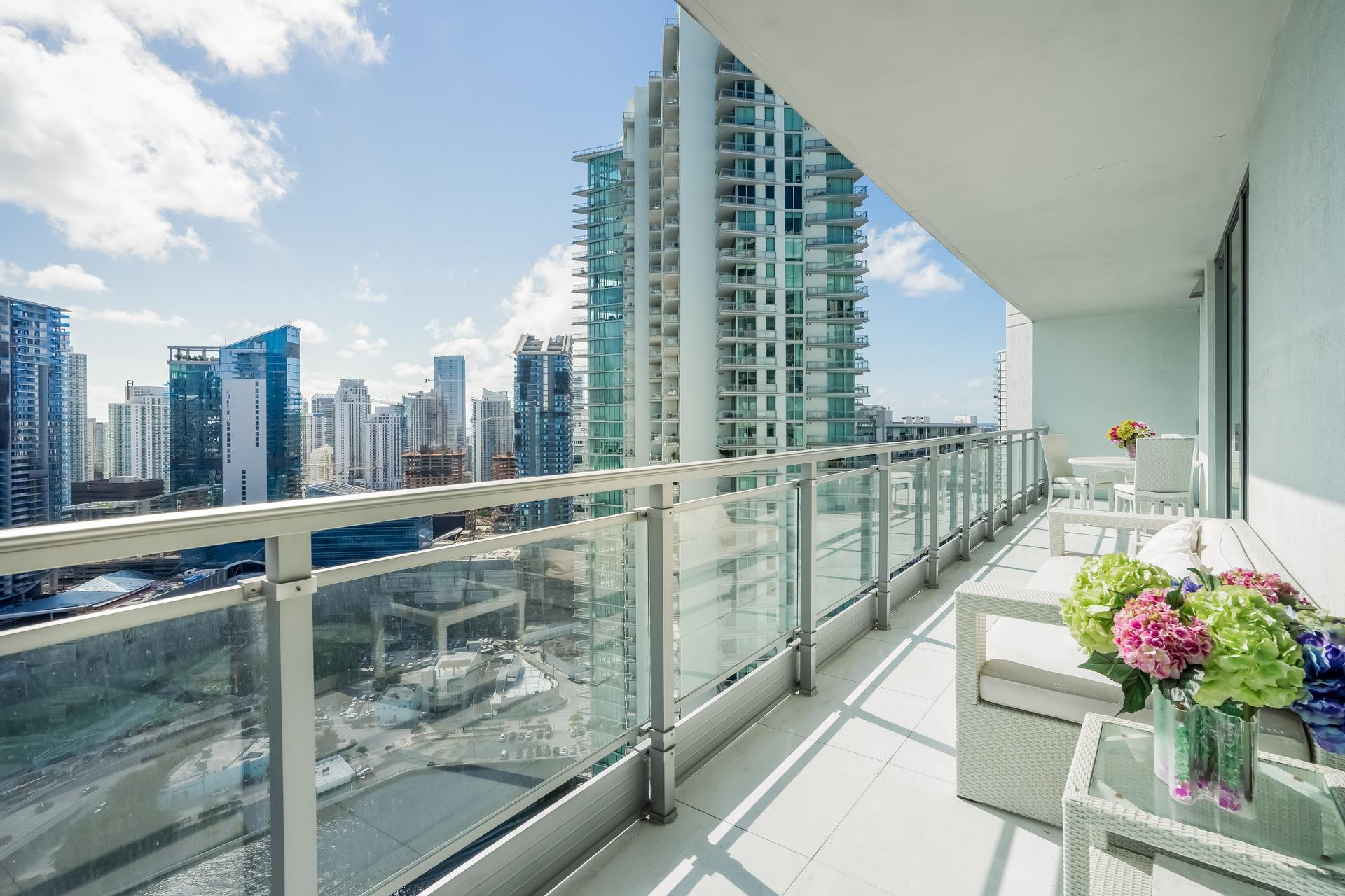 Condominium for Sale at 90 SW 3 St #3701 Miami, Florida 33130 United States