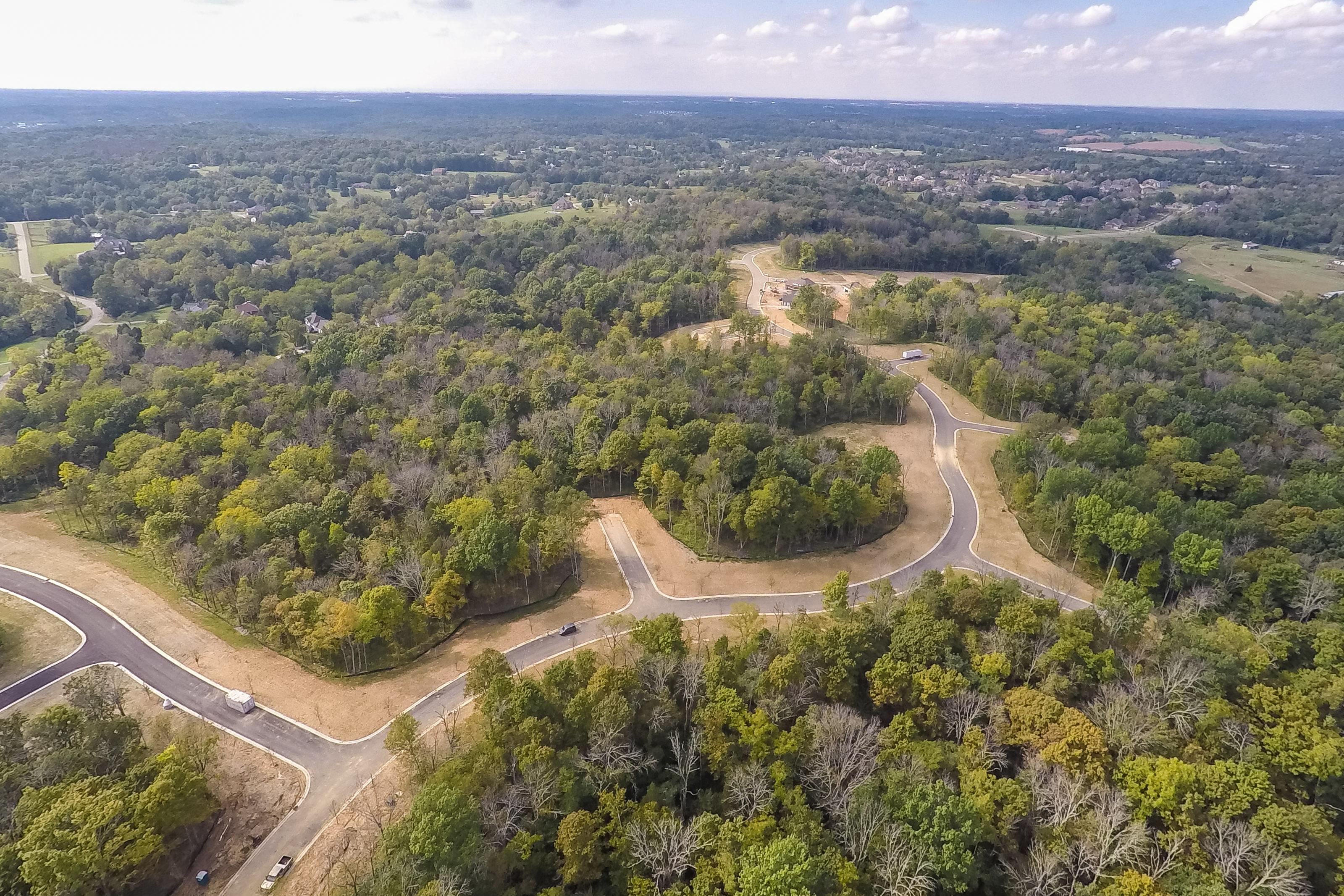 토지 용 매매 에 17520 Shakes Creek Drive Fisherville, 켄터키, 40023 미국