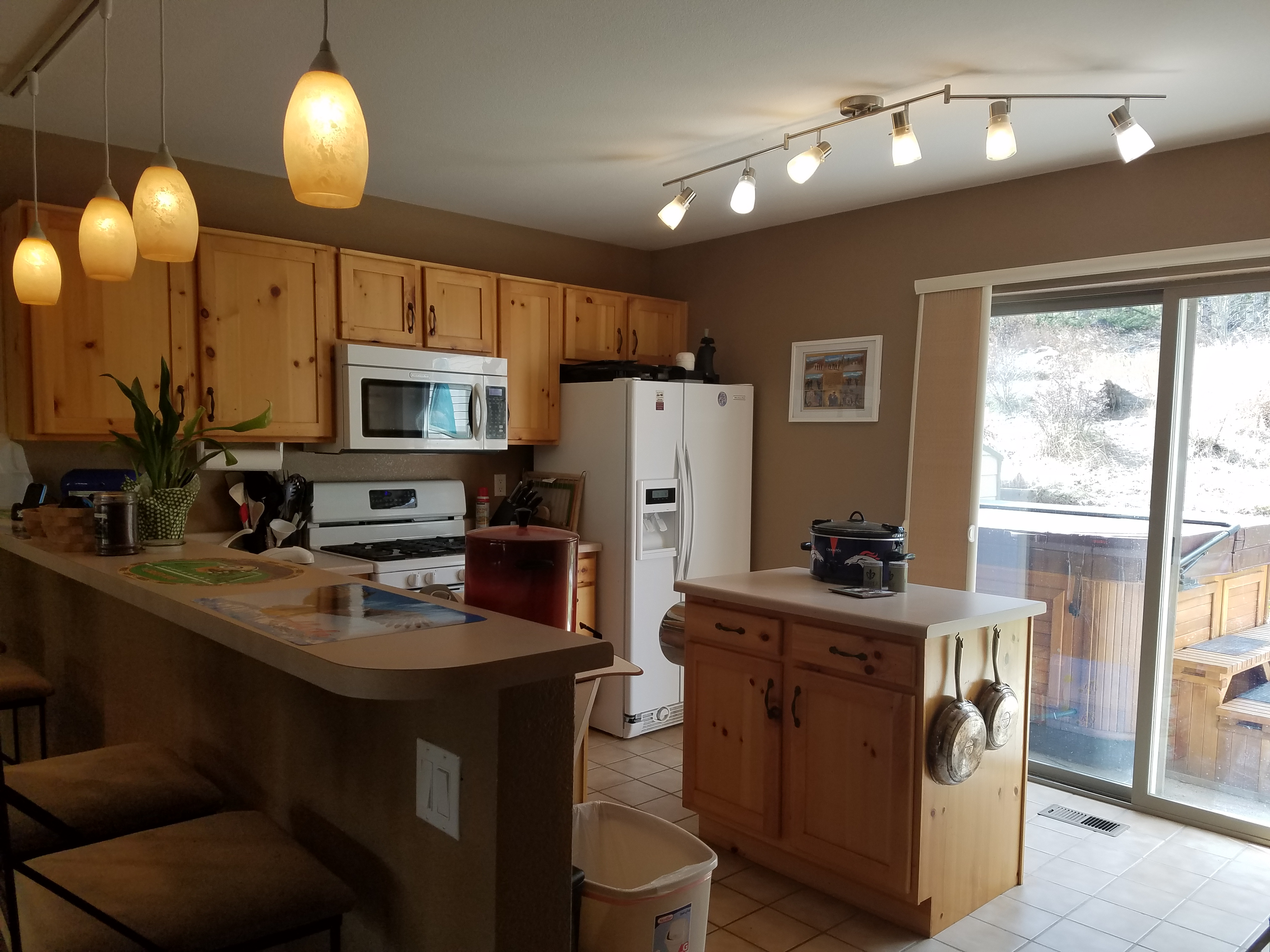 Casa unifamiliar adosada (Townhouse) por un Venta en Fantastic Home on Raven Golf Course 203 Krestrel Lane Silverthorne, Colorado 80498 Estados Unidos