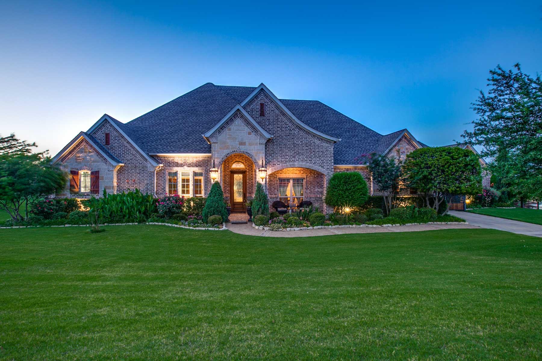 단독 가정 주택 용 매매 에 Vista Ranch Beauty 1309 Meredith Creek Lane Fort Worth, 텍사스, 76179 미국