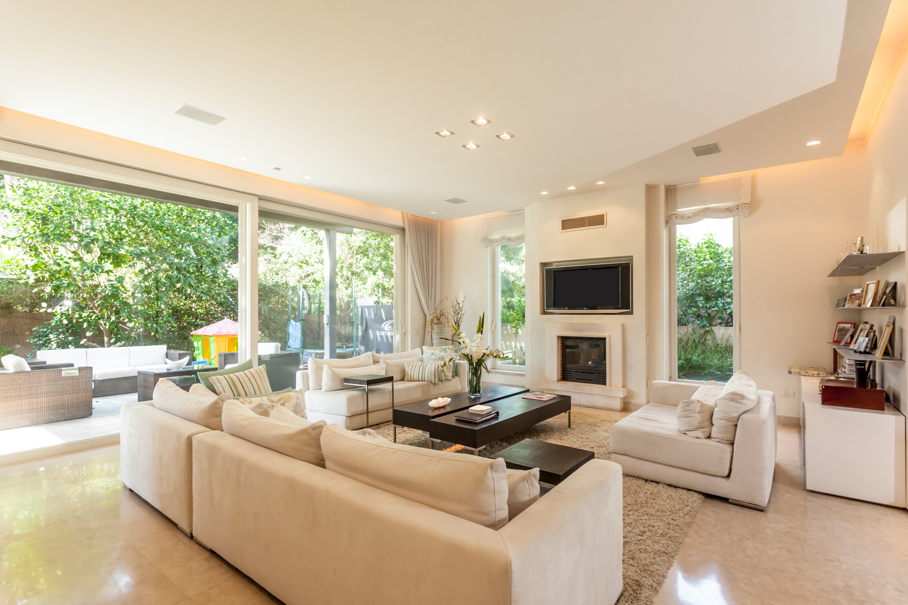 Single Family Home for Sale at Elegant bright and functional house in Ramat Gan Ramat Gan, Israel Israel