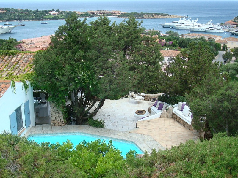 sales property at Iconic Sardinia-style villa with pool