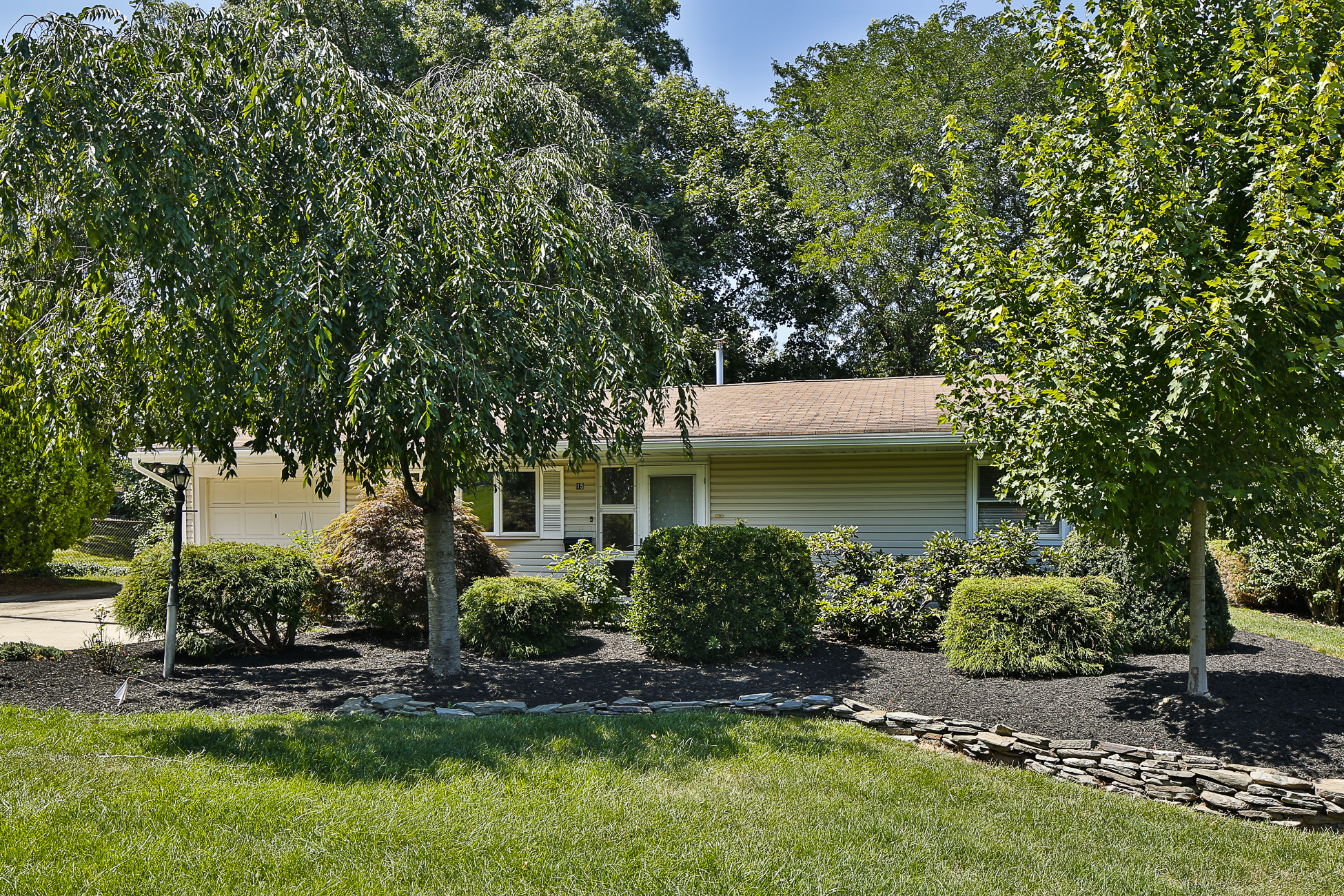 Property For Sale at Charming Ranch Ready for the Next Generation - South Brunswick Township