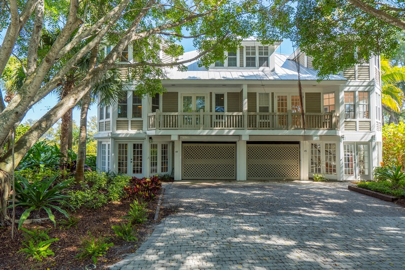 Single Family Home for Sale at Seawatch 44 44 Seawatch Lake Drive Boca Grande, Florida 33921 United States