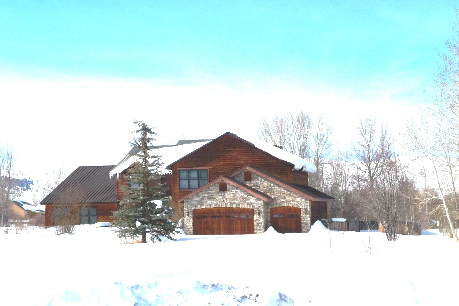 Single Family Home for Sale at Ohio Creek Home 104 Mallard Point Drive Gunnison, Colorado, 81230 United States