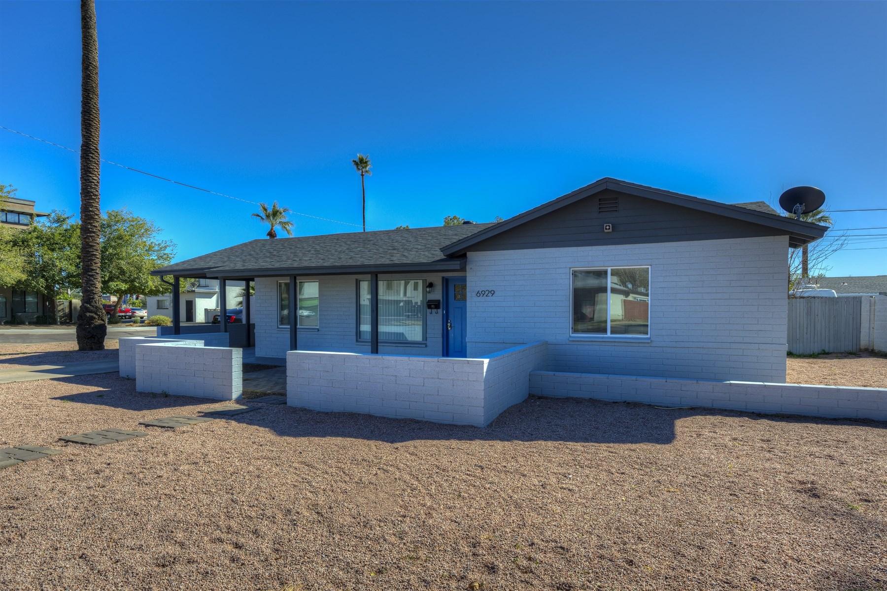 一戸建て のために 売買 アット Absolute must see located in the heart of Old Town Scottsdale 6929 E 6th St Scottsdale, アリゾナ, 85251 アメリカ合衆国