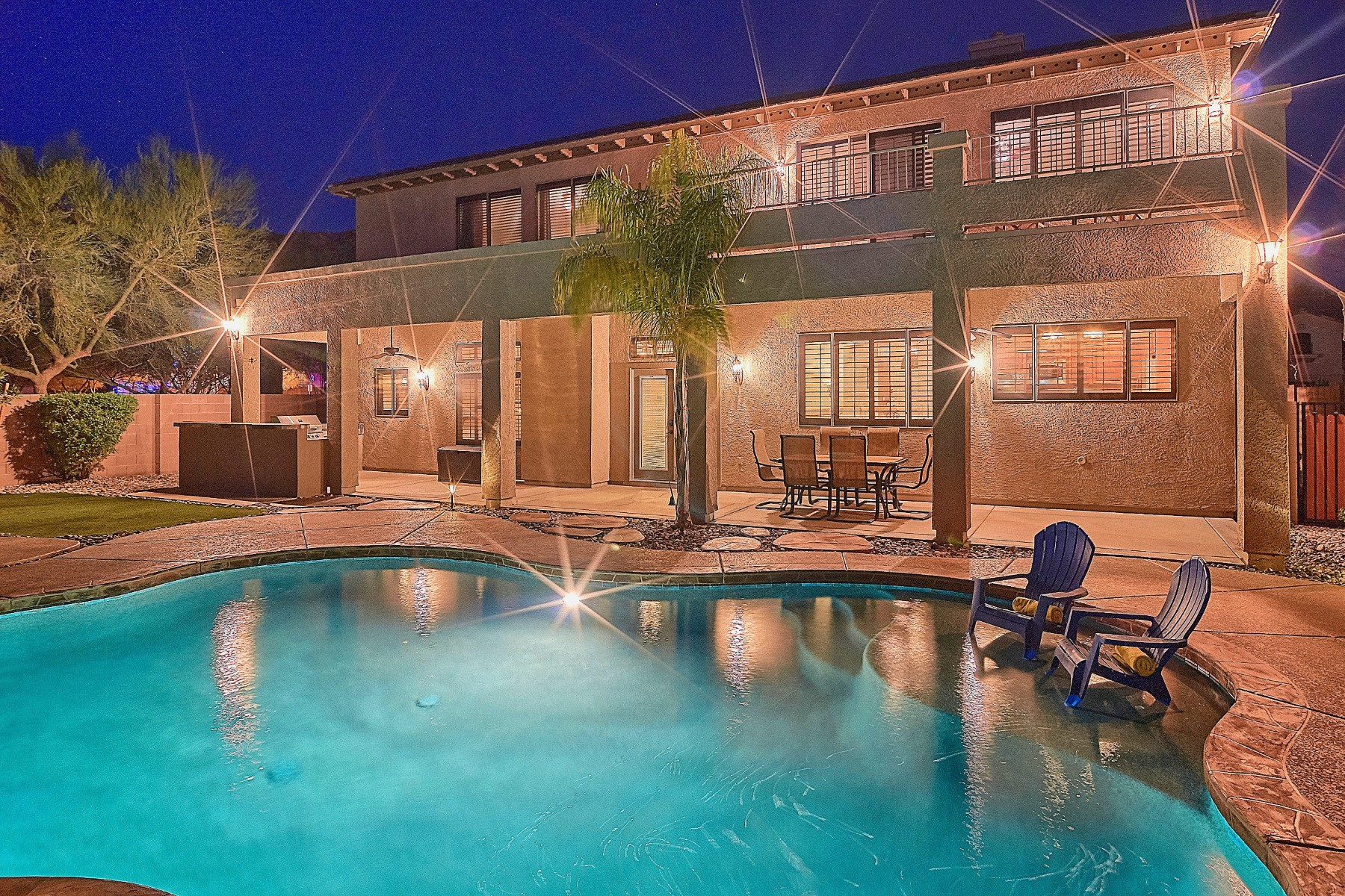 Single Family Home for Sale at Gorgeous home in Amber Hills 34312 N 23rd Ln Phoenix, Arizona, 85085 United States