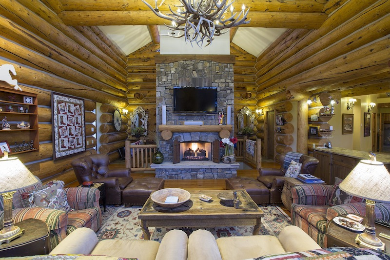 Maison unifamiliale pour l Vente à 402 Larkspur Lane Mountain Village, Telluride, Colorado 81435 États-Unis