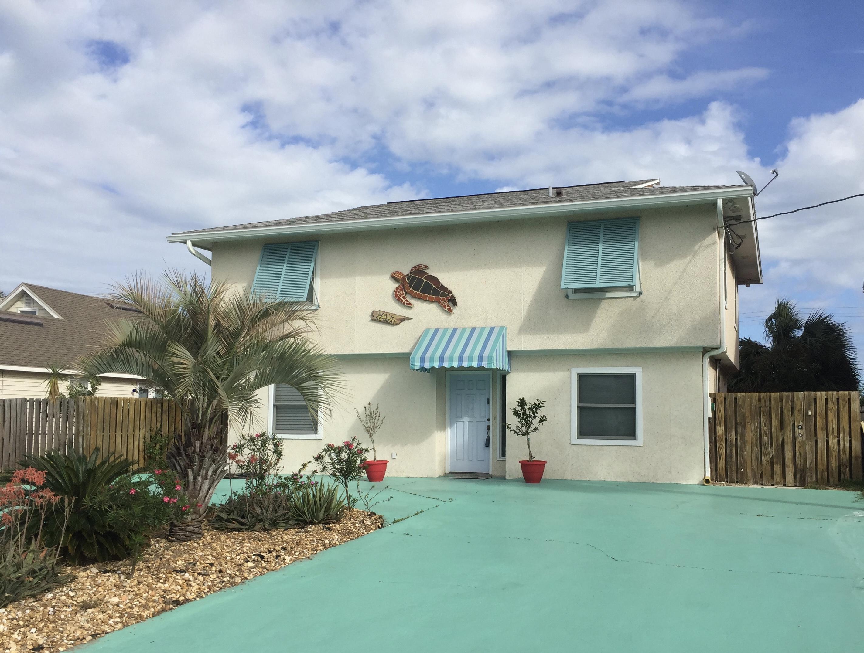 Loft/Duplex pour l Vente à 536 Tarpon 536 Tarpon Avenue Fernandina Beach, Florida, 32034 États-Unis