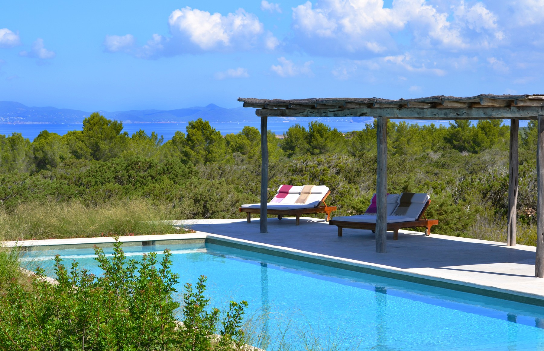 sales property at Villa In Cap de Barbaria, Formentera