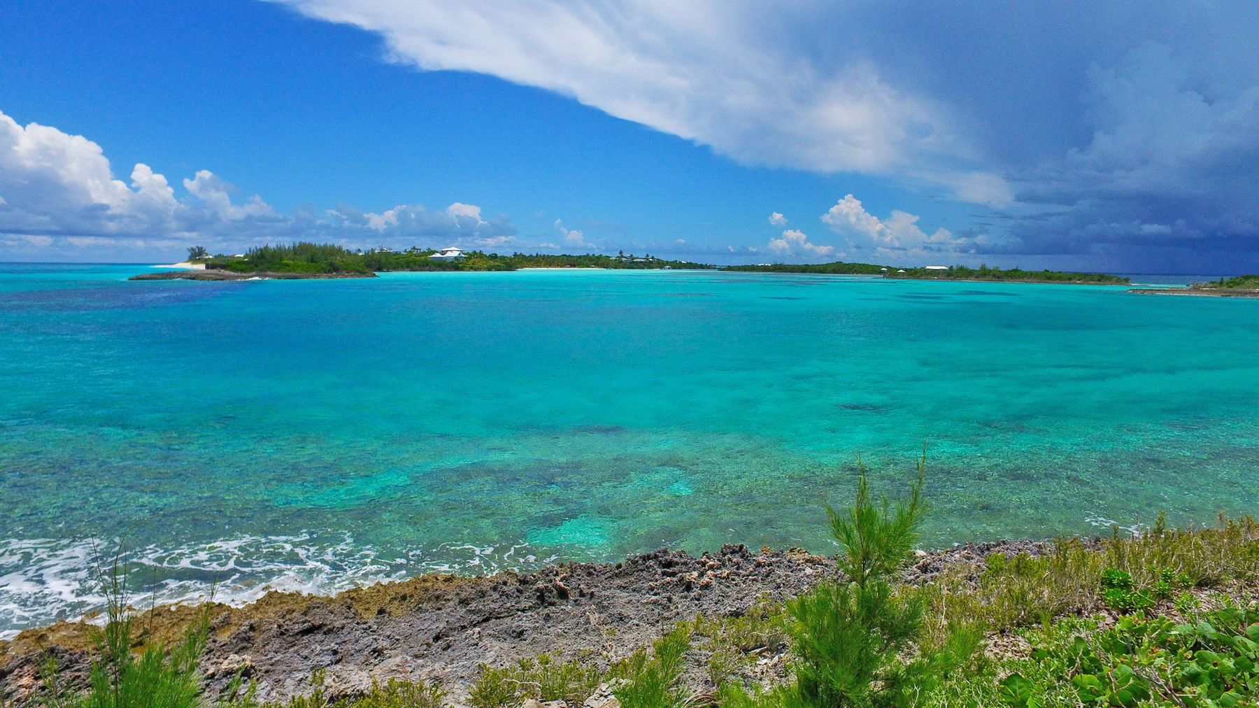 Single Family Home for Sale at Dolphin Lookout Guana Cay, Abaco, Bahamas