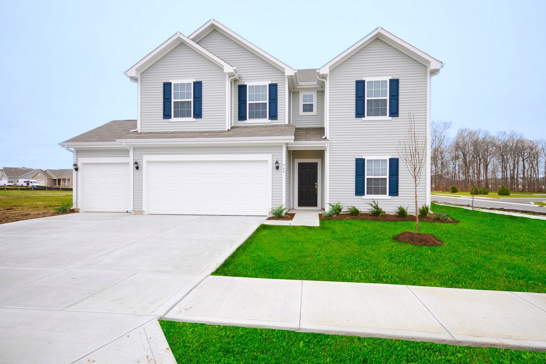 独户住宅 为 出租 在 Like New Home for Lease 949 Northwich Ave. 韦斯特菲尔德, 印第安纳州 46074 美国