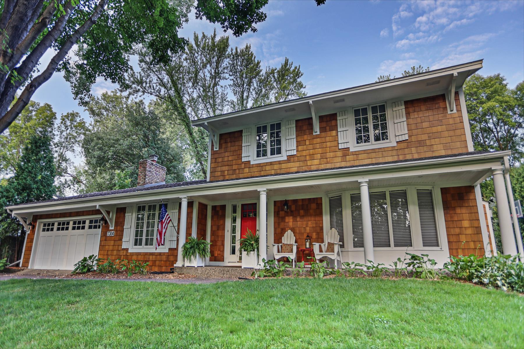 Single Family Home for Sale at 7304 Tara Road, Edina Edina, Minnesota 55436 United States
