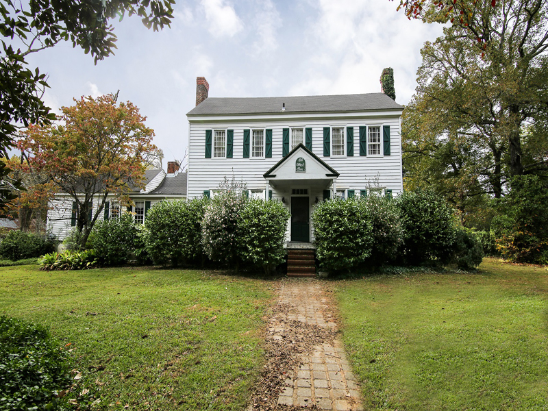 Property For Sale at 1810 Country Inn And Winery - A Unique B&B Outside Augusta