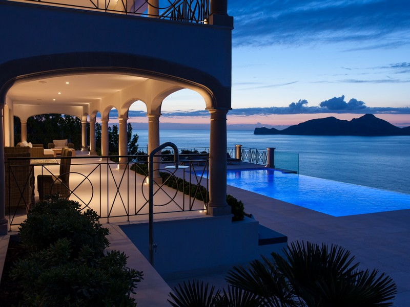 sales property at Elegant waterfront luxury villa in Port Andratx