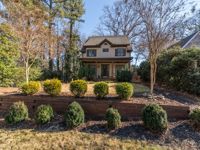 Single Family Home for Sale at Custom Home in Ashford Park 3081 Jefferson Street Ashford Park, Atlanta, Georgia 30341 United States
