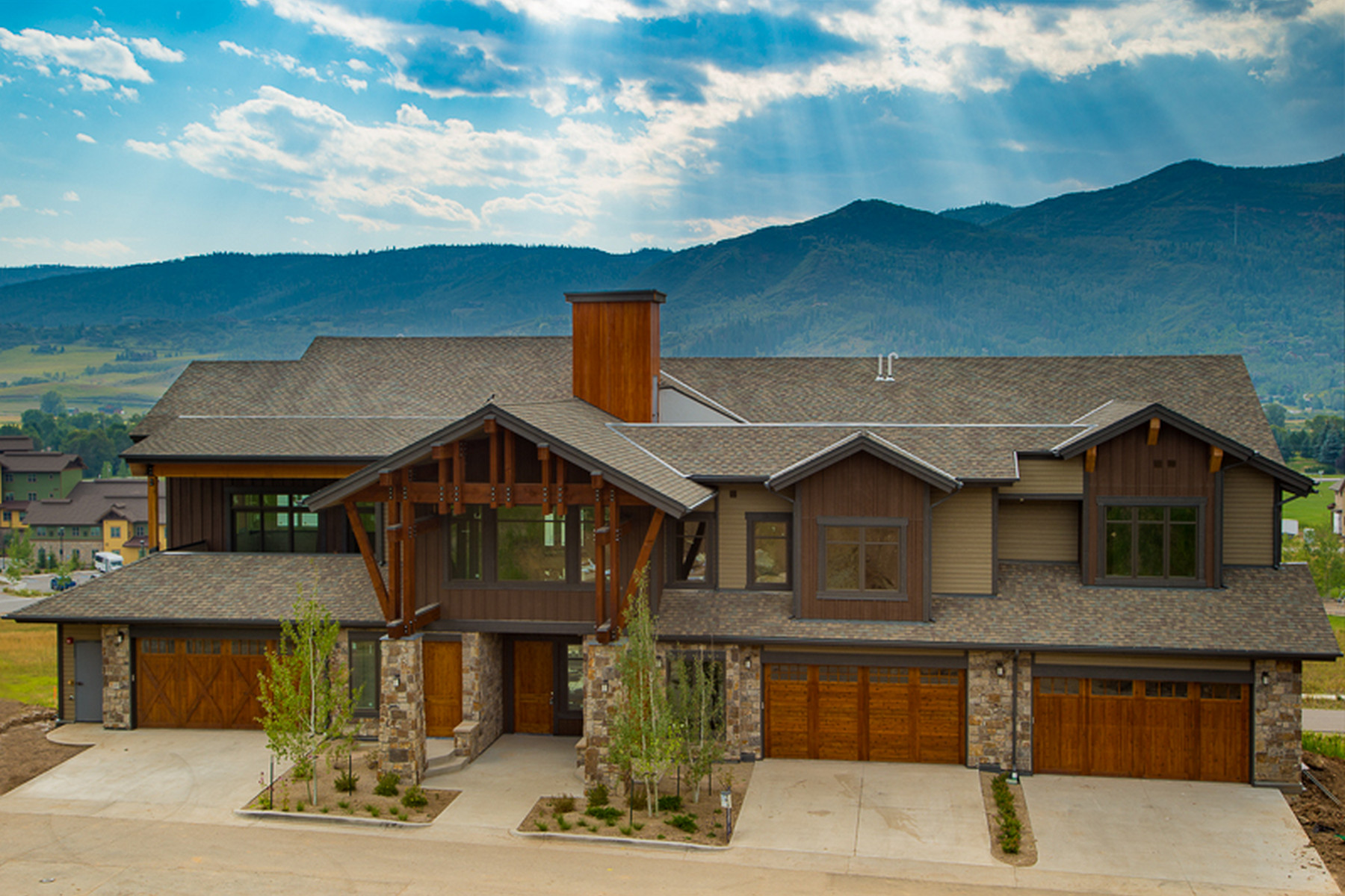 Condominium for Sale at Chadwick Flats 1275 Eagle Glen Dr. Unit 200 Steamboat Springs, Colorado, 80487 United States