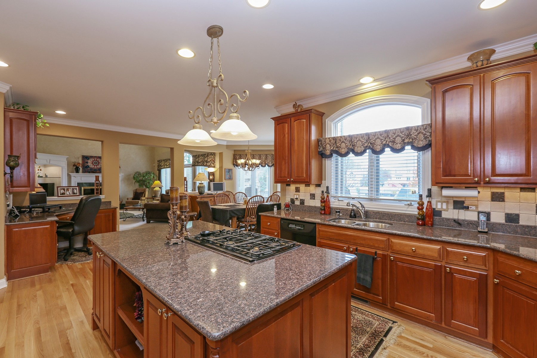 Additional photo for property listing at Fabulous Location Sited High Looking Down The Waterway 21556 W Swan Court Kildeer, Illinois 60047 United States