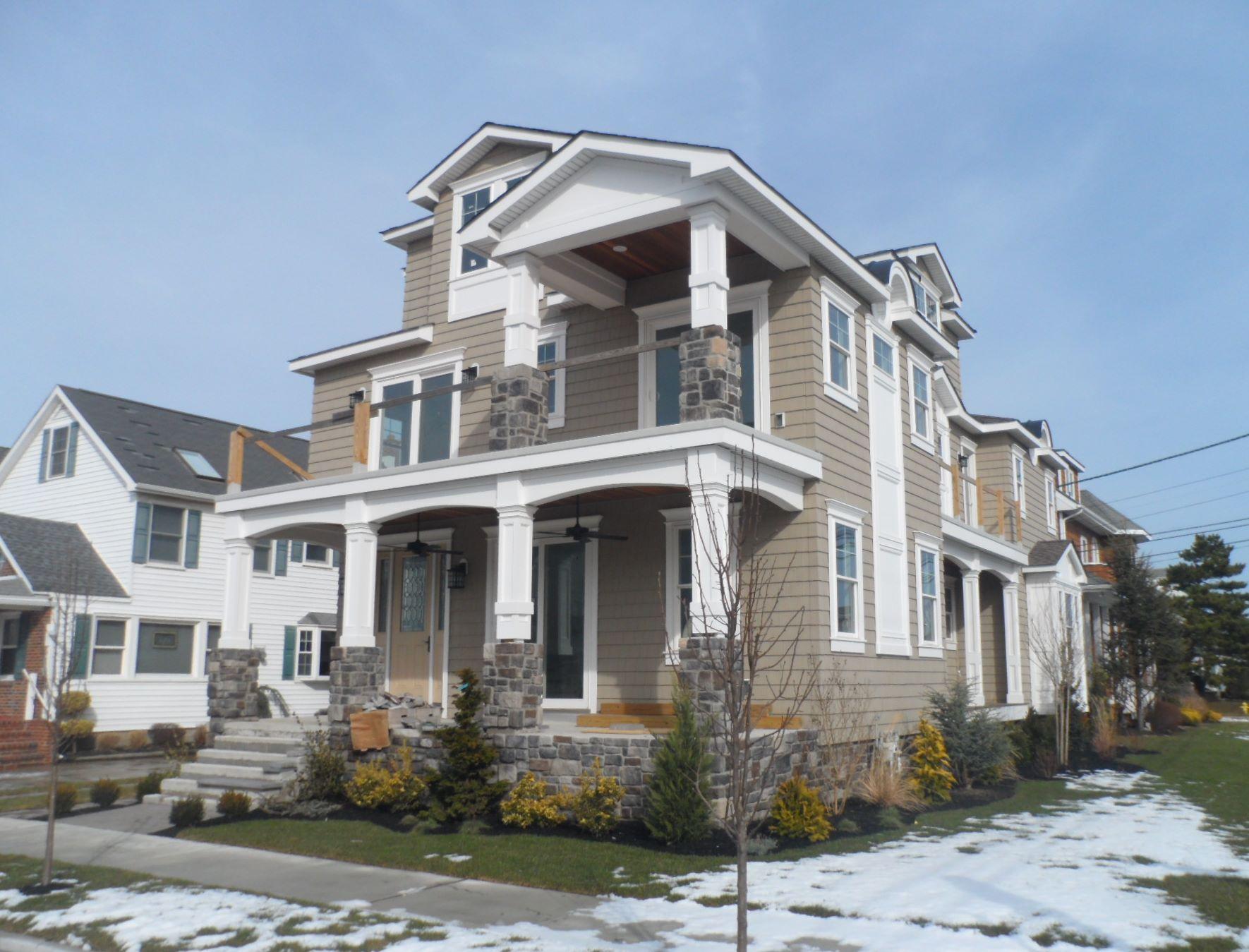 Casa para uma família para Venda às 8903 Atlantic Ave 19 S. Thurlow Avenue Margate, Nova Jersey 08402 Estados Unidos