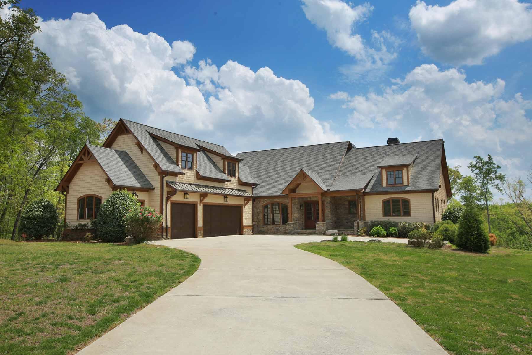 Einfamilienhaus für Verkauf beim Executive Style Lake Front Living 6017 Watermark Cove Gainesville, Georgia, 30506 Vereinigte Staaten