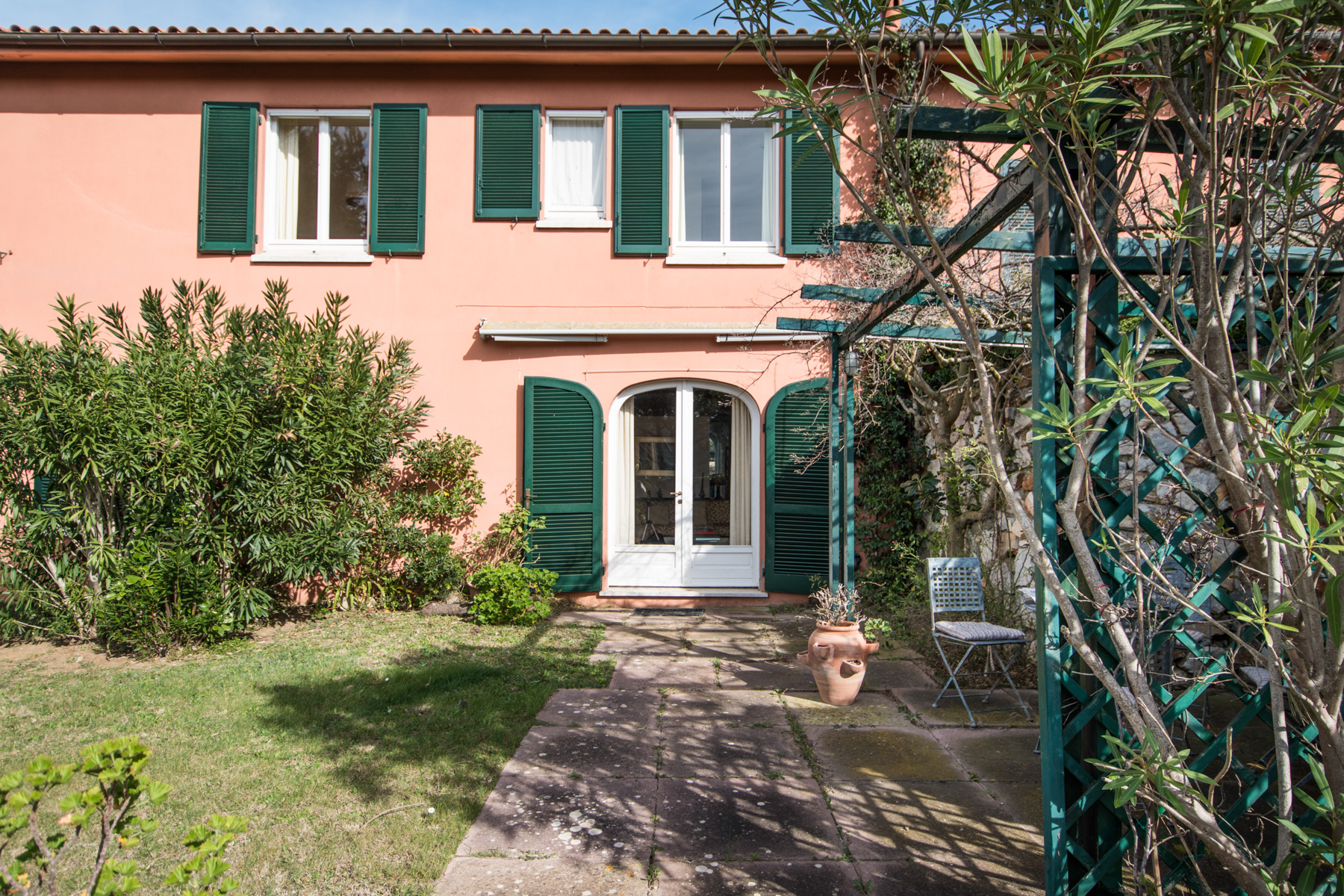 Additional photo for property listing at Lovely seaview apartment Porto Azzurro, Livorno Italien