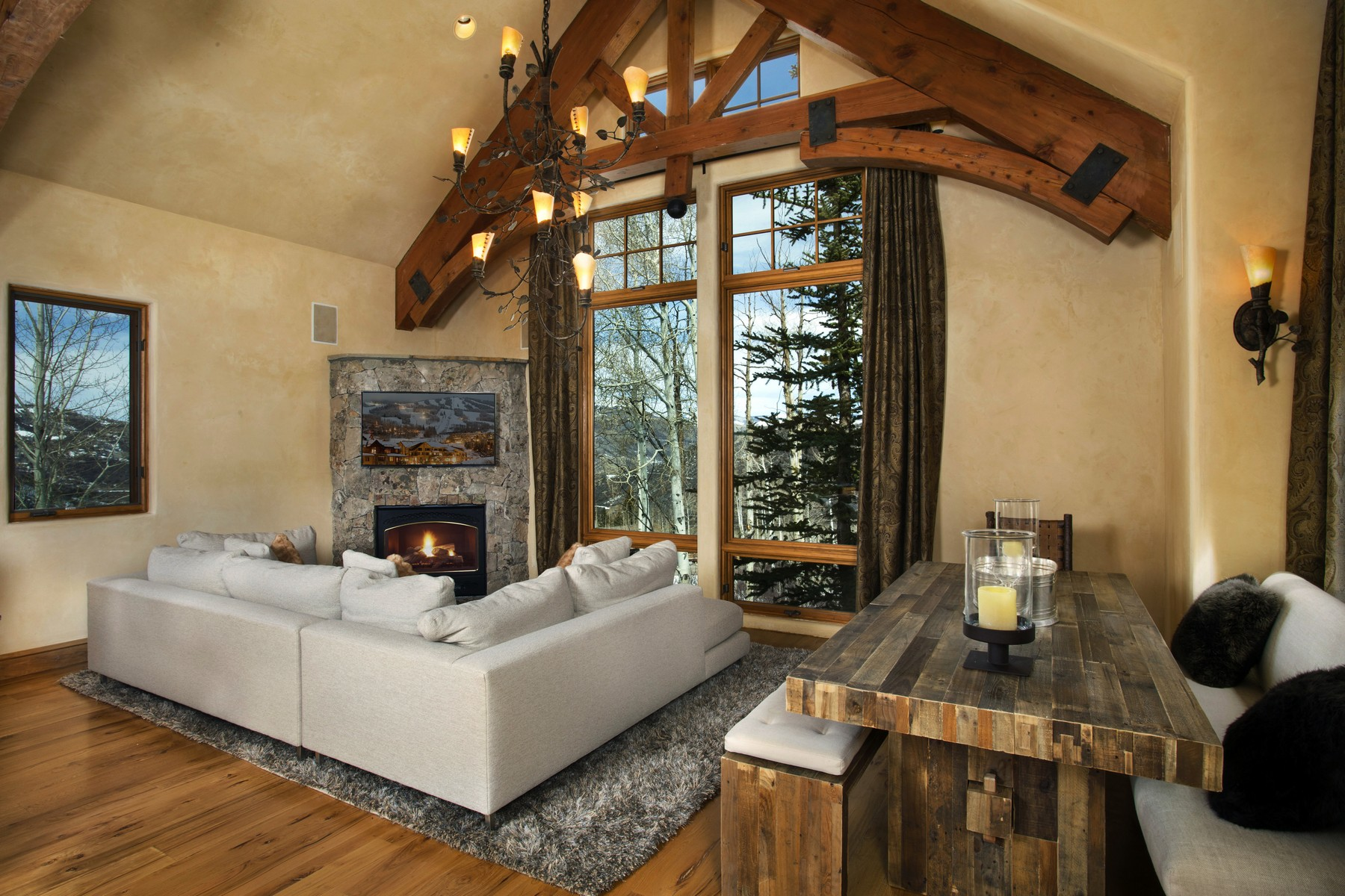 Property Of Perfect Mountain Retreat