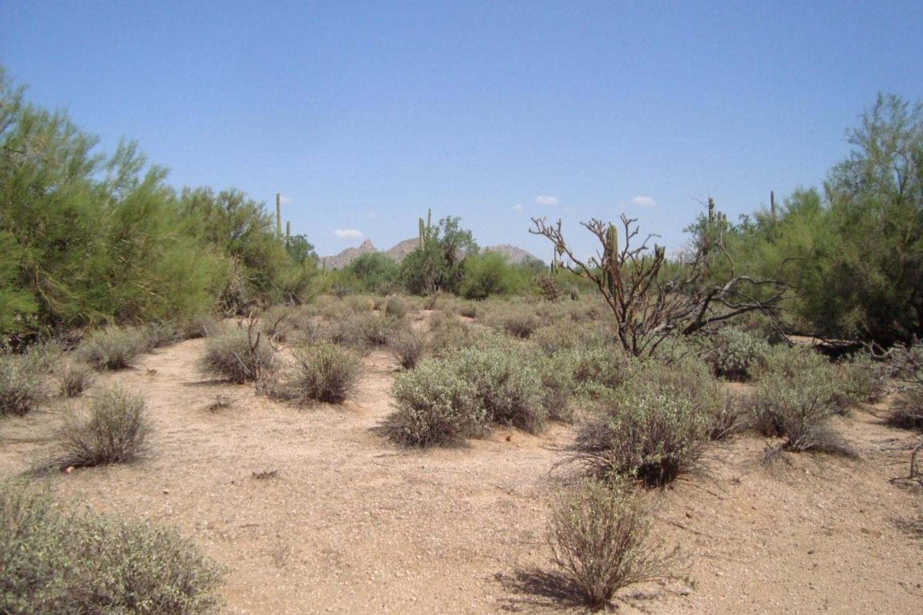 Land für Verkauf beim A perfect 2.5 acre parcel ready for you to build that dream home. 27XXX N 77th ST 2.5 AC Scottsdale, Arizona 85266 Vereinigte Staaten