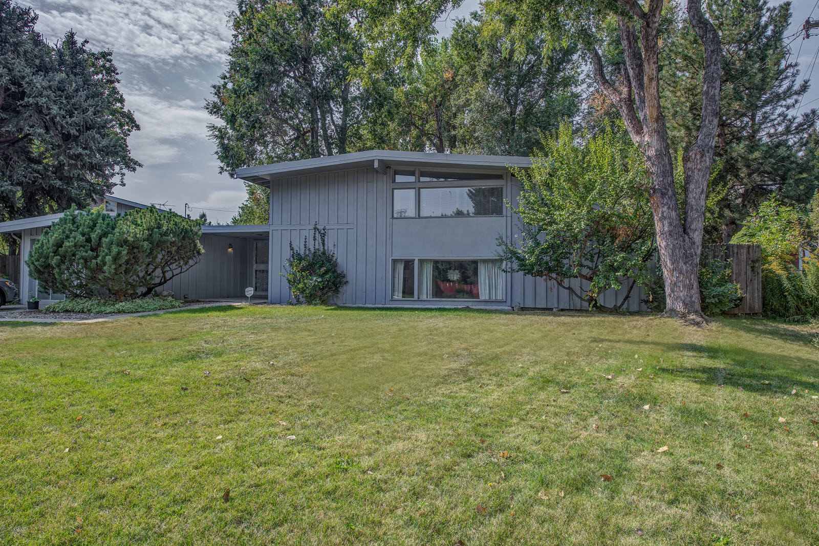 Single Family Home for Sale at Rare Mid-Century Modern Home 1355 South Jasmine Way Denver, Colorado, 80224 United States