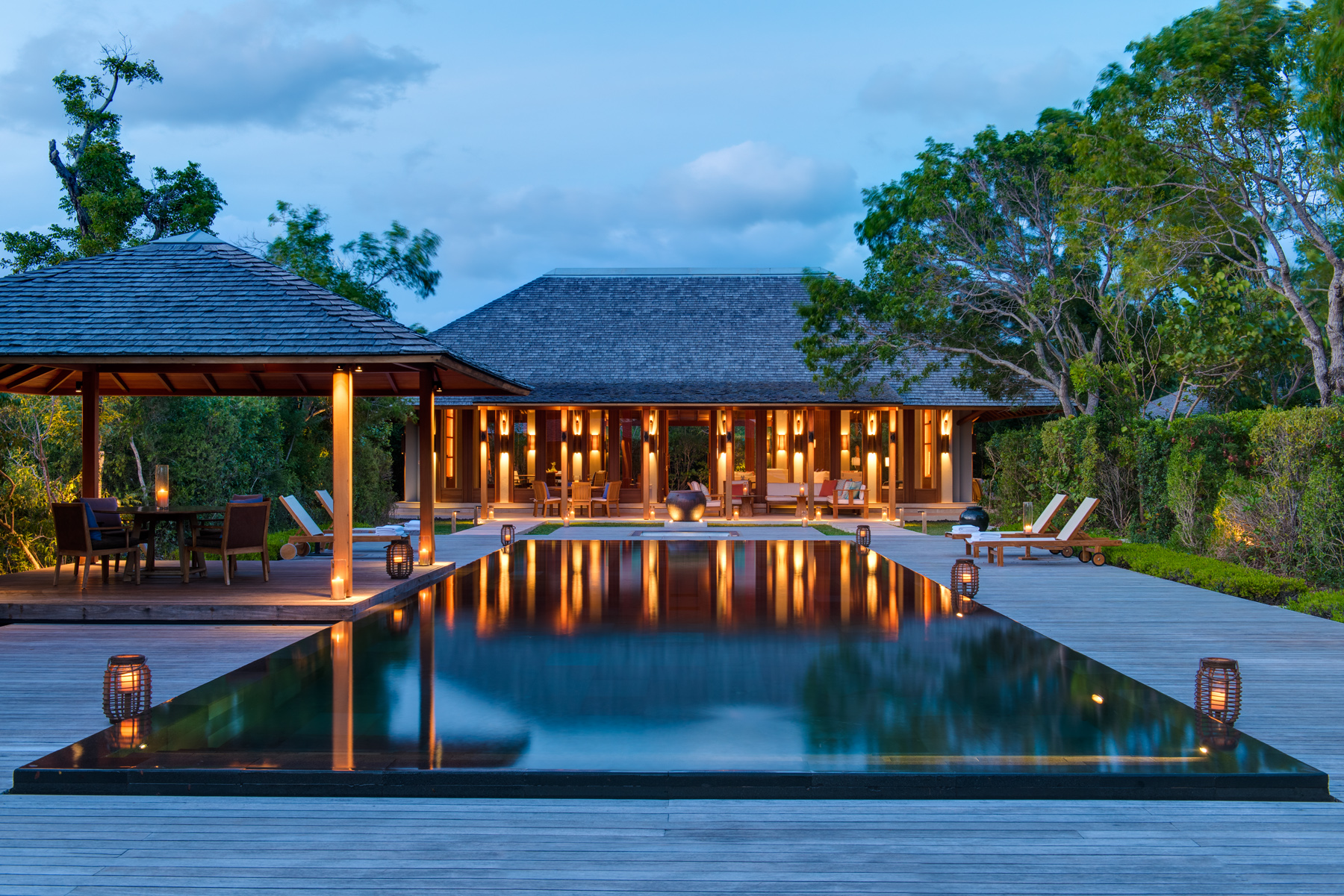 sales property at Amanyara Villa 15