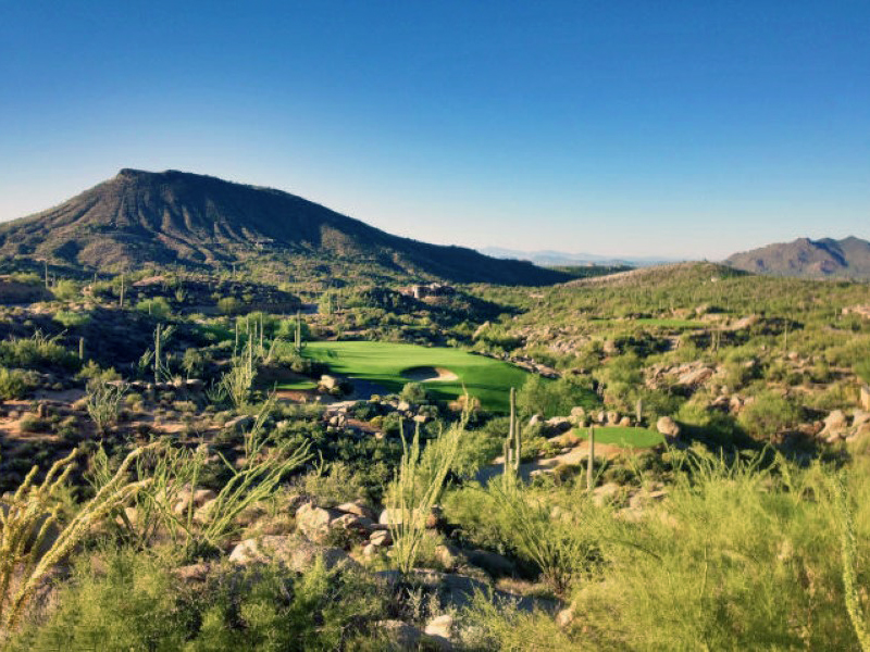 Land for Sale at Spectacular Hilltop Homesite in Desert Mountain 41104 N 96th St #118 Scottsdale, Arizona 85262 United States